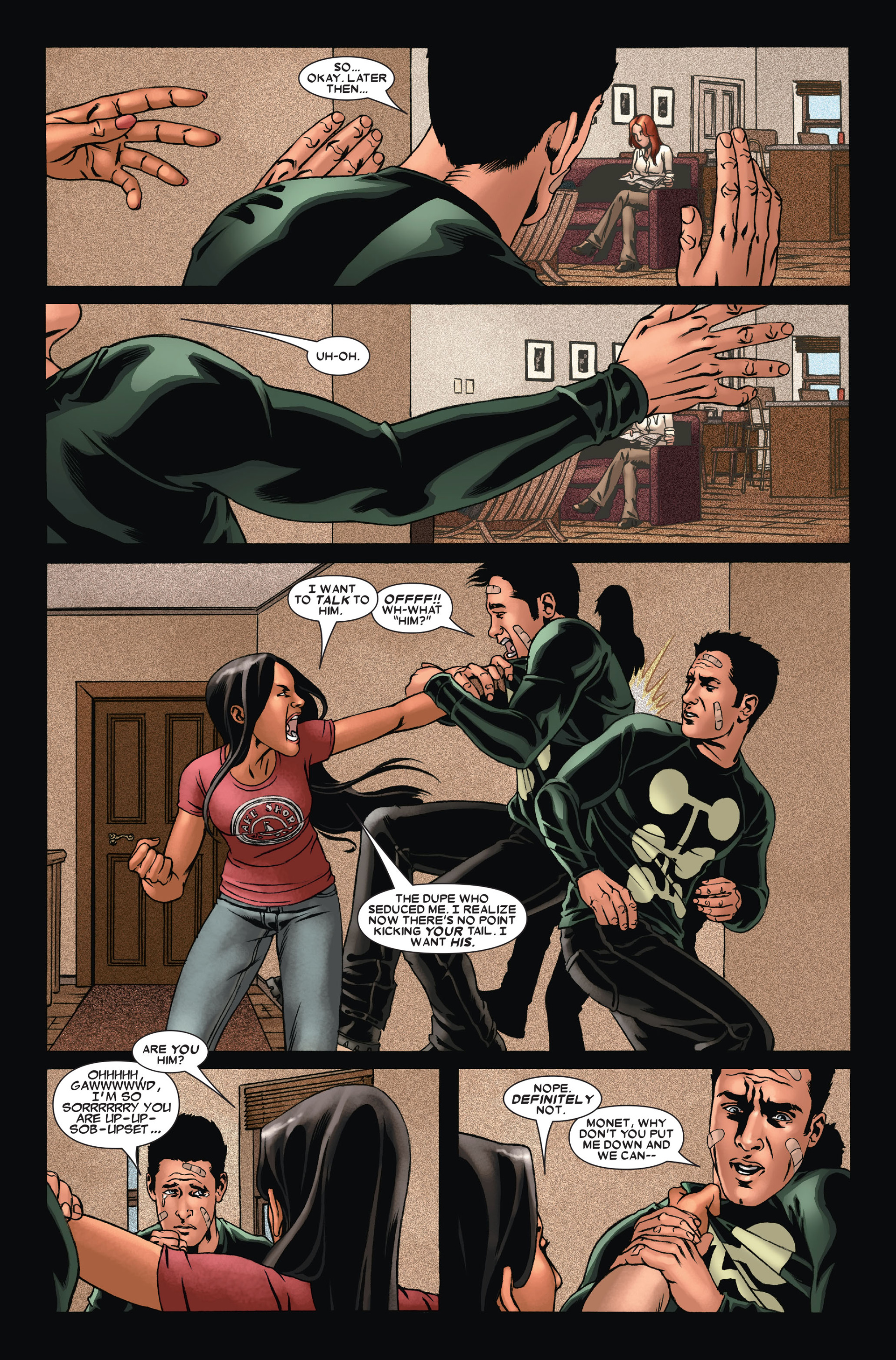 Read online X-Factor (2006) comic -  Issue #14 - 5