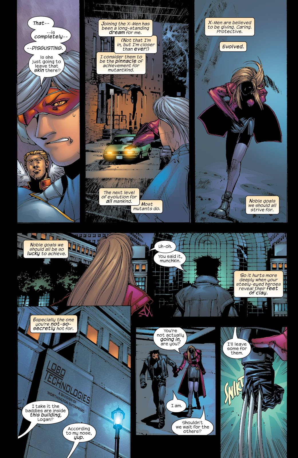 Read online X-Men: Unstoppable comic -  Issue # TPB (Part 3) - 13