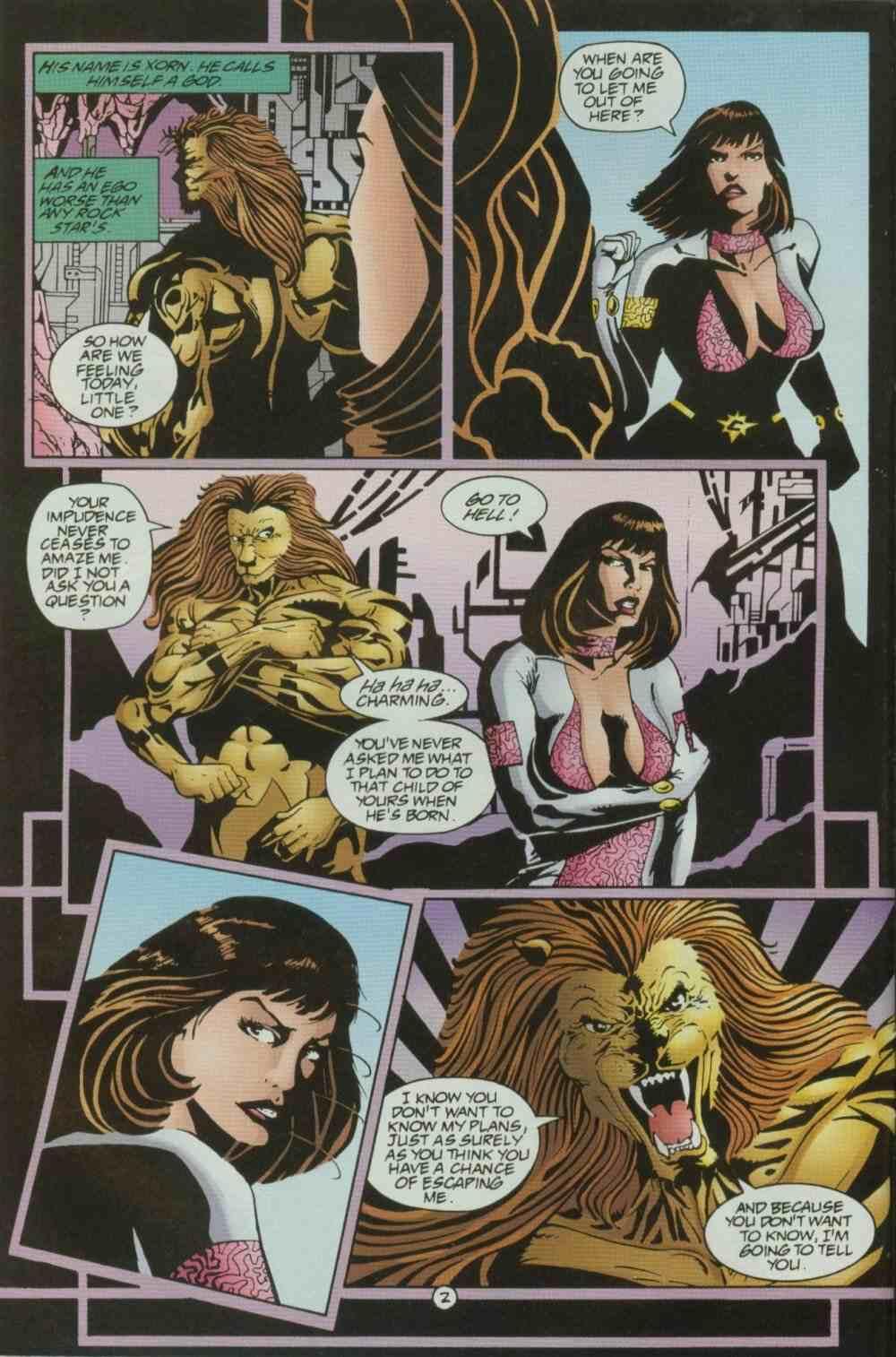 Read online Ultraverse Premiere comic -  Issue #8 - 14