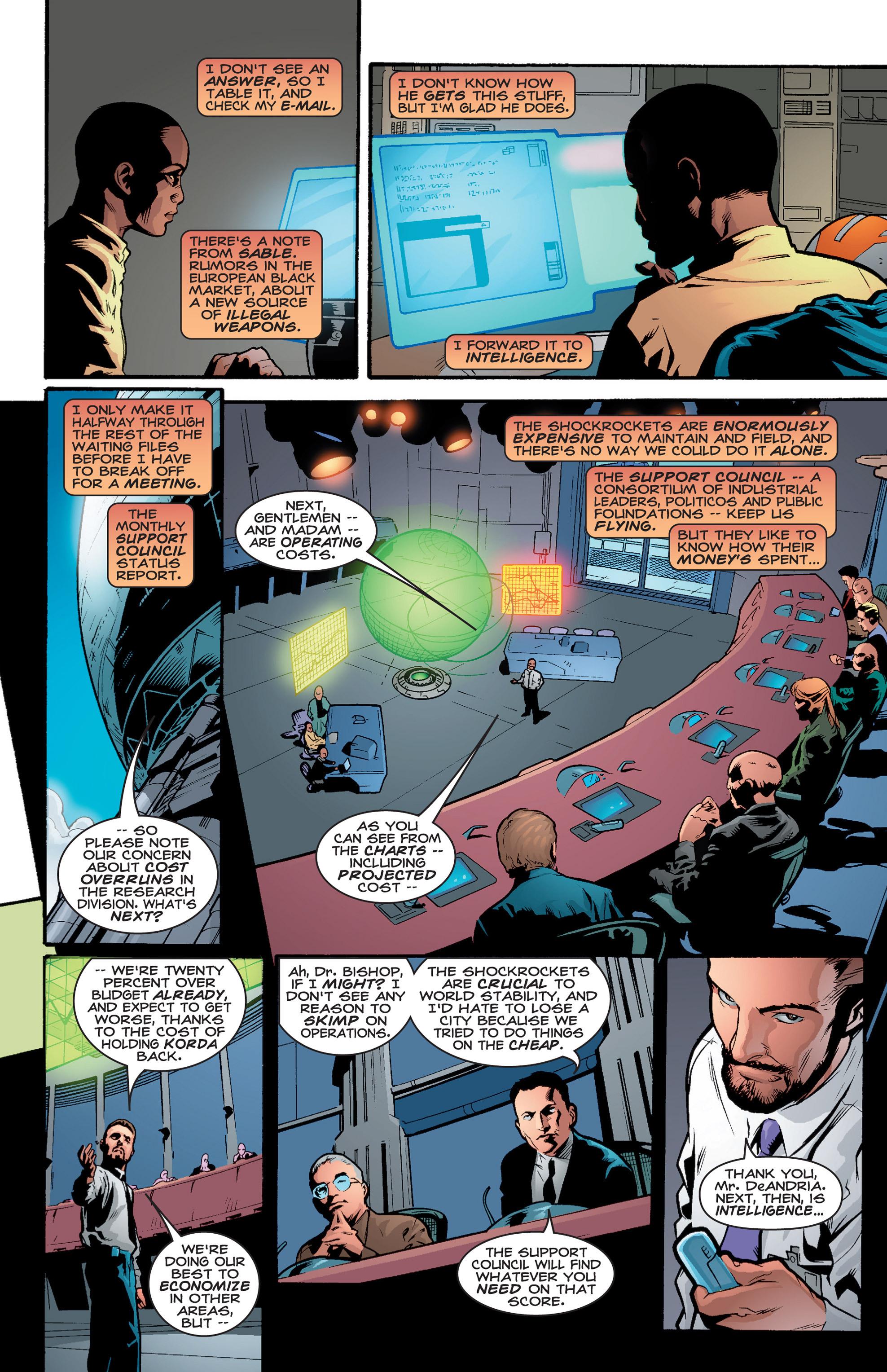 Read online Shockrockets comic -  Issue # TPB - 40