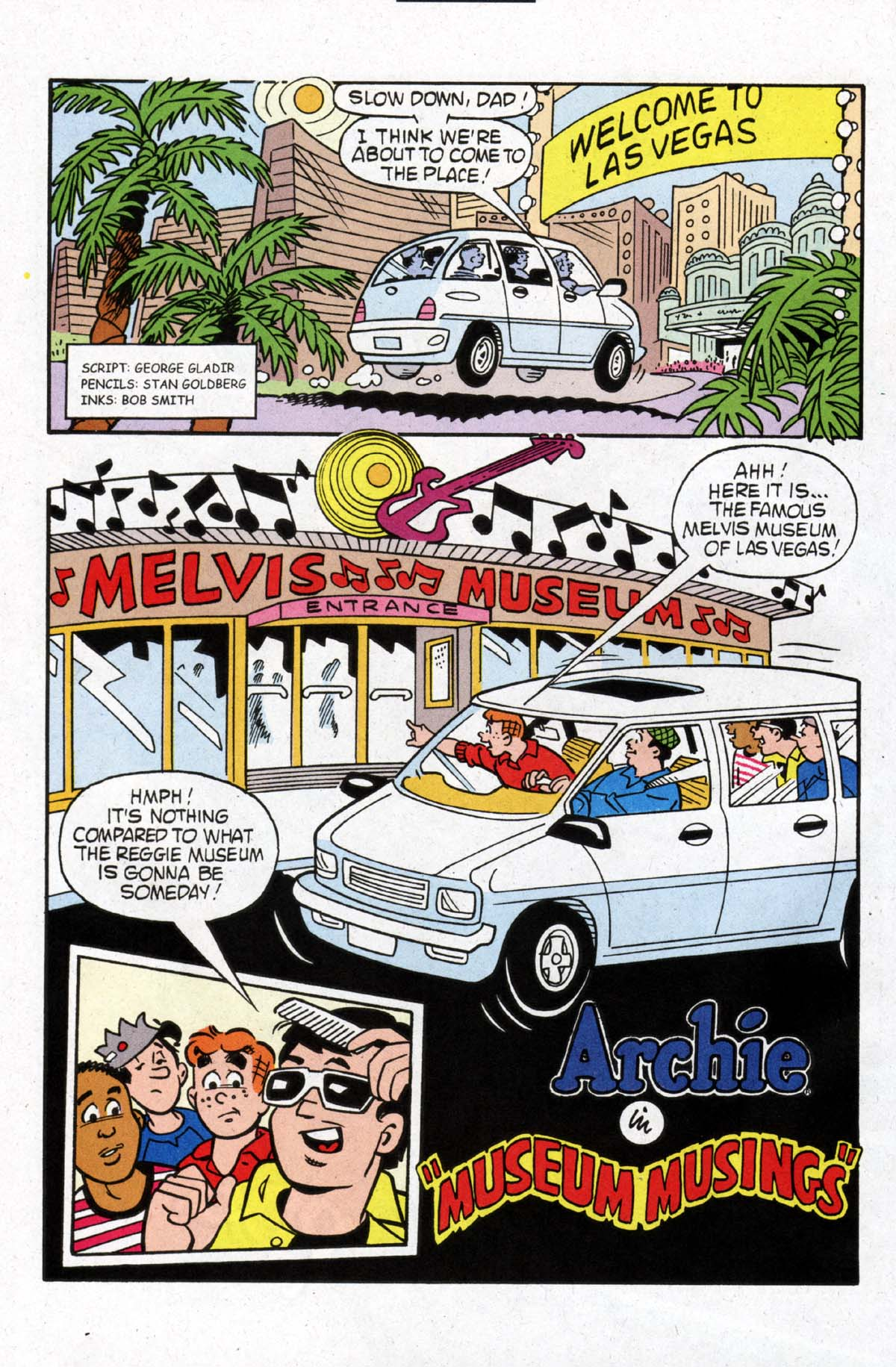 Read online Archie (1960) comic -  Issue #526 - 22