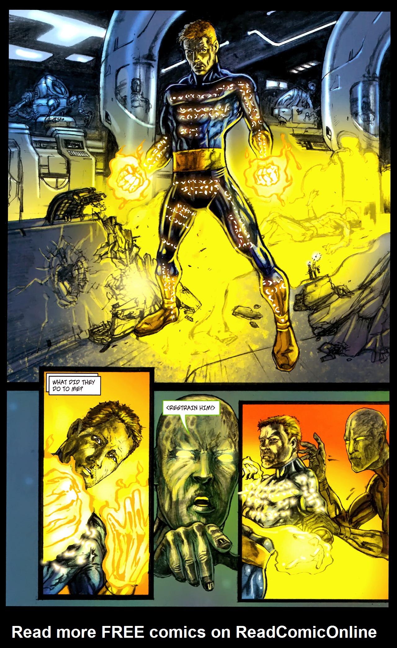 Read online Phoenix comic -  Issue #1 - 7
