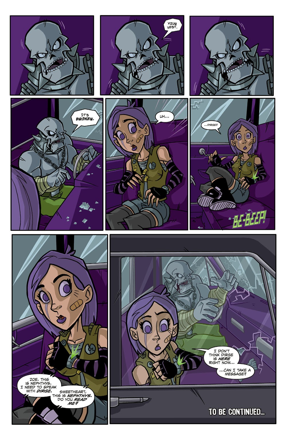 Read online Xombie Reanimated comic -  Issue #2 - 25