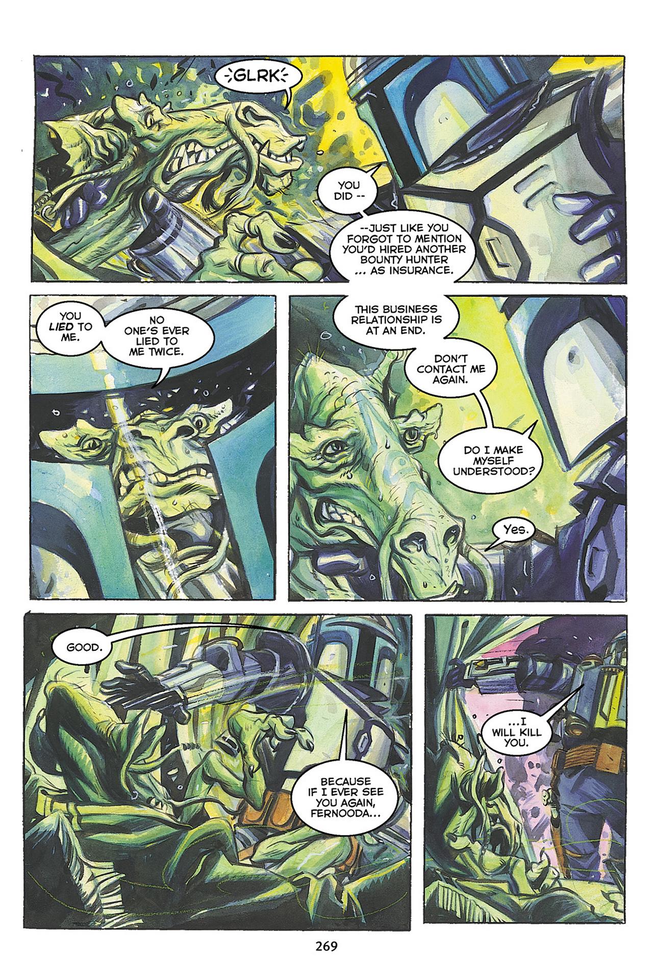 Read online Star Wars Omnibus comic -  Issue # Vol. 10 - 266