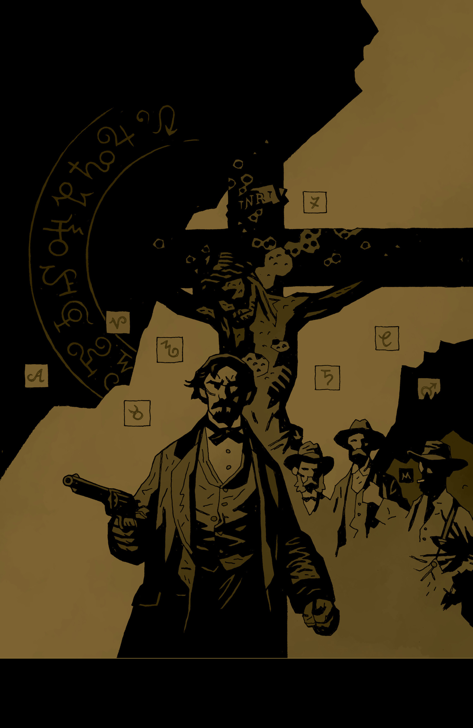 Read online Sir Edward Grey, Witchfinder: Lost and Gone Forever comic -  Issue # TPB - 8