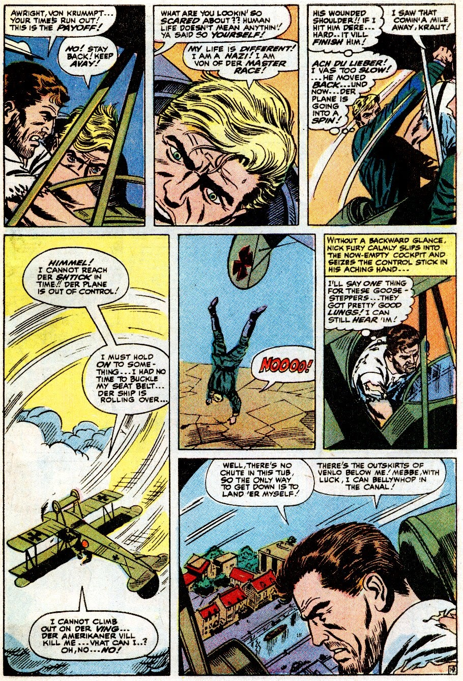 Sgt. Fury issue _Special_6 - Page 61