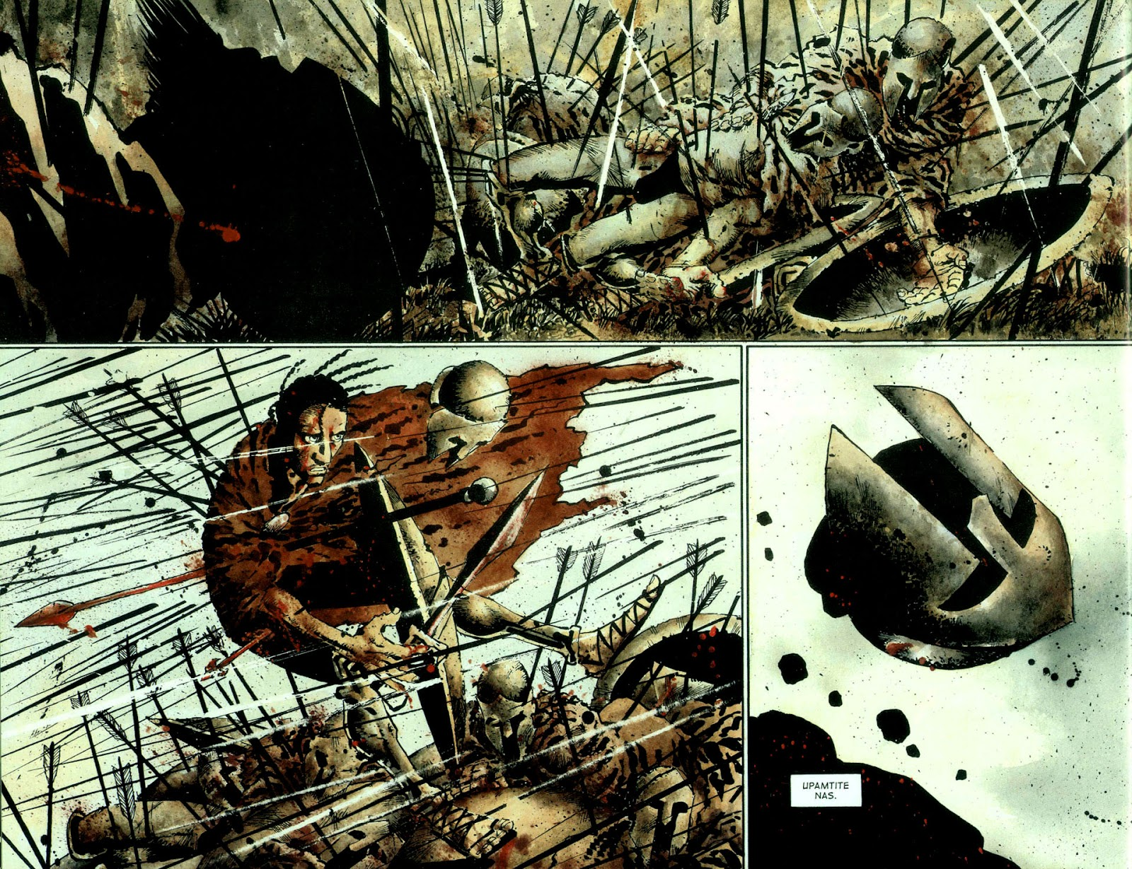 Read online 300 (2007) comic -  Issue # TPB - 83