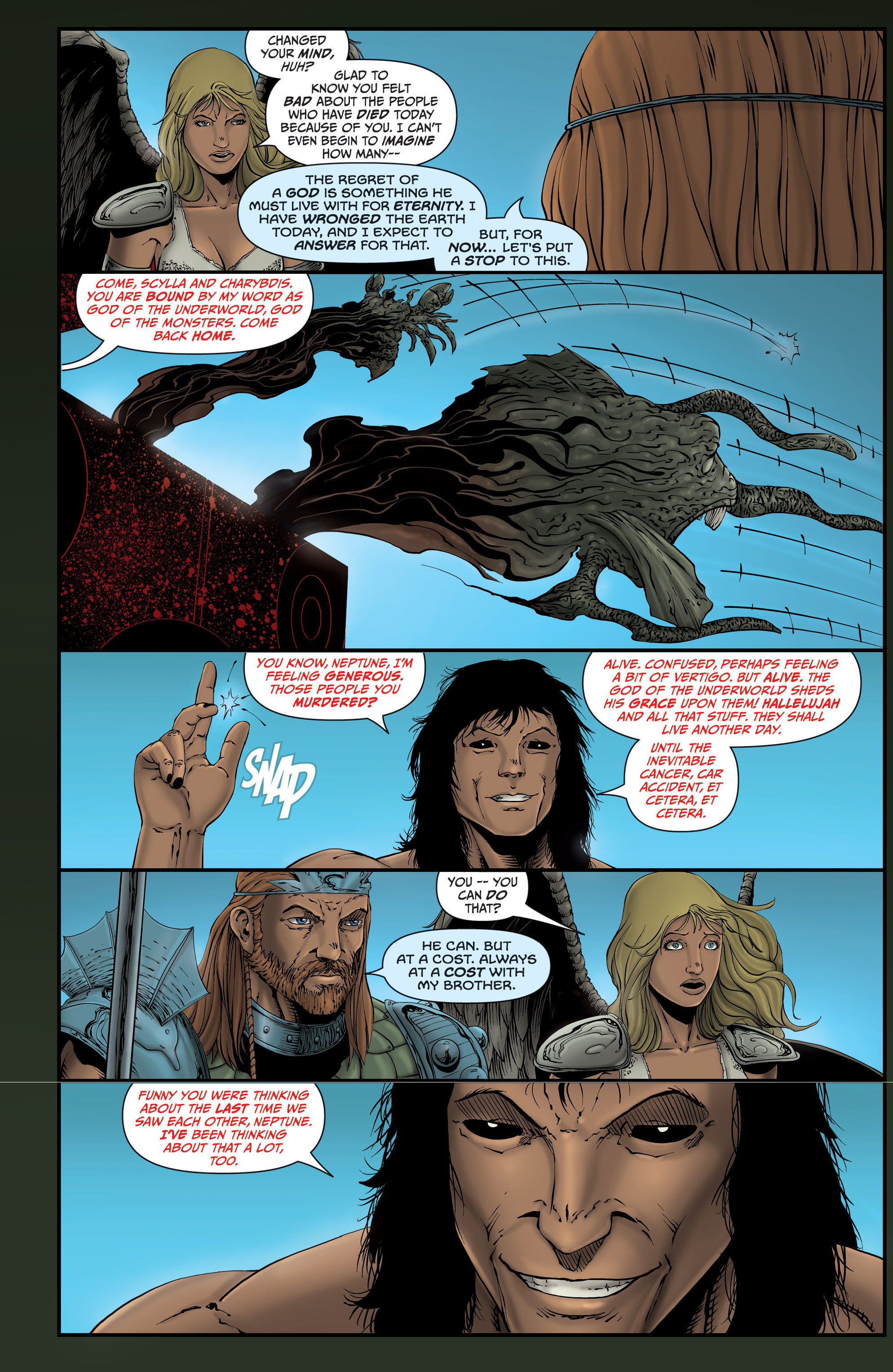Read online Grimm Fairy Tales presents Grimm Universe comic -  Issue # TPB - 65