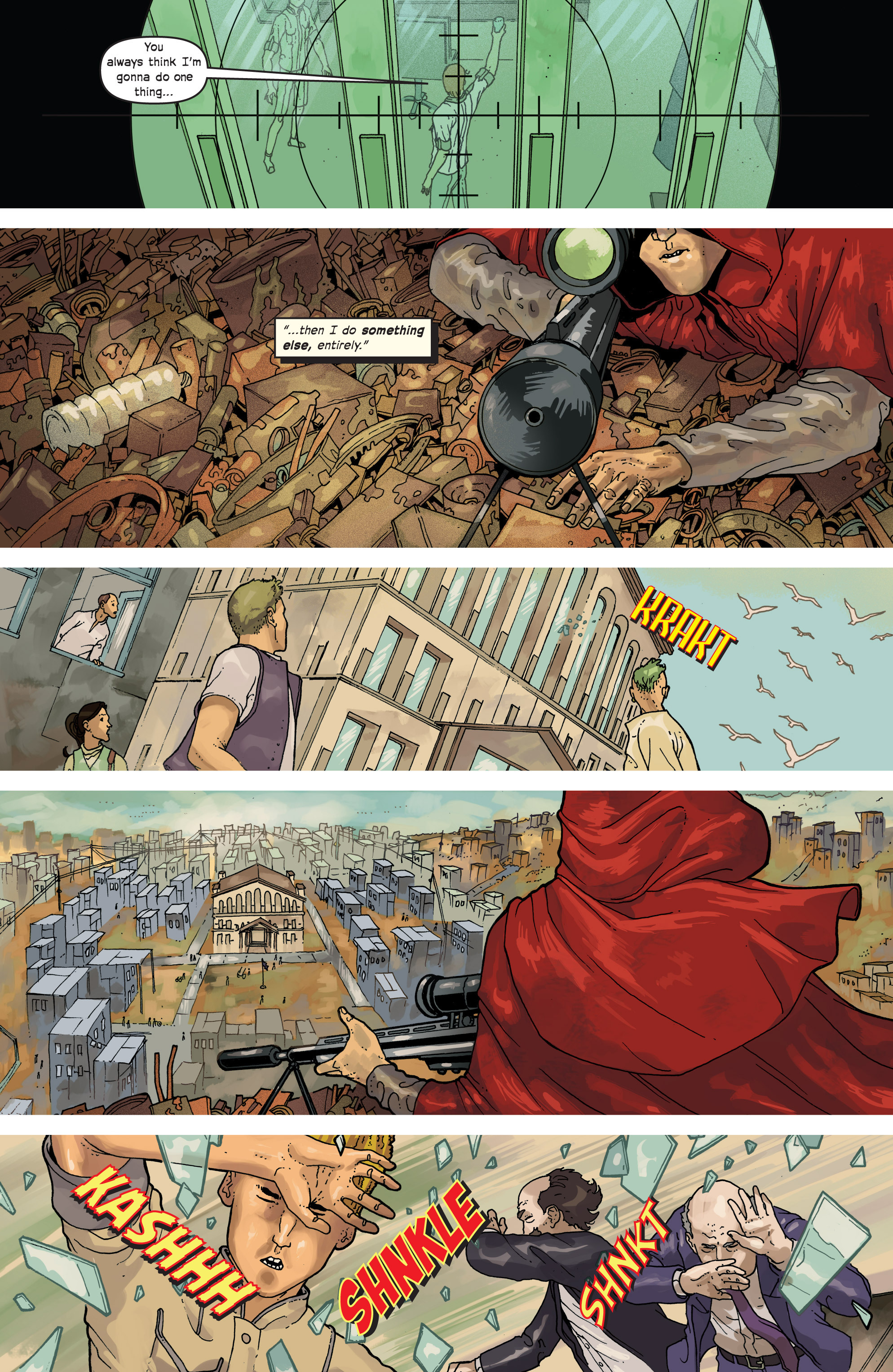 Read online Great Pacific comic -  Issue #7 - 22