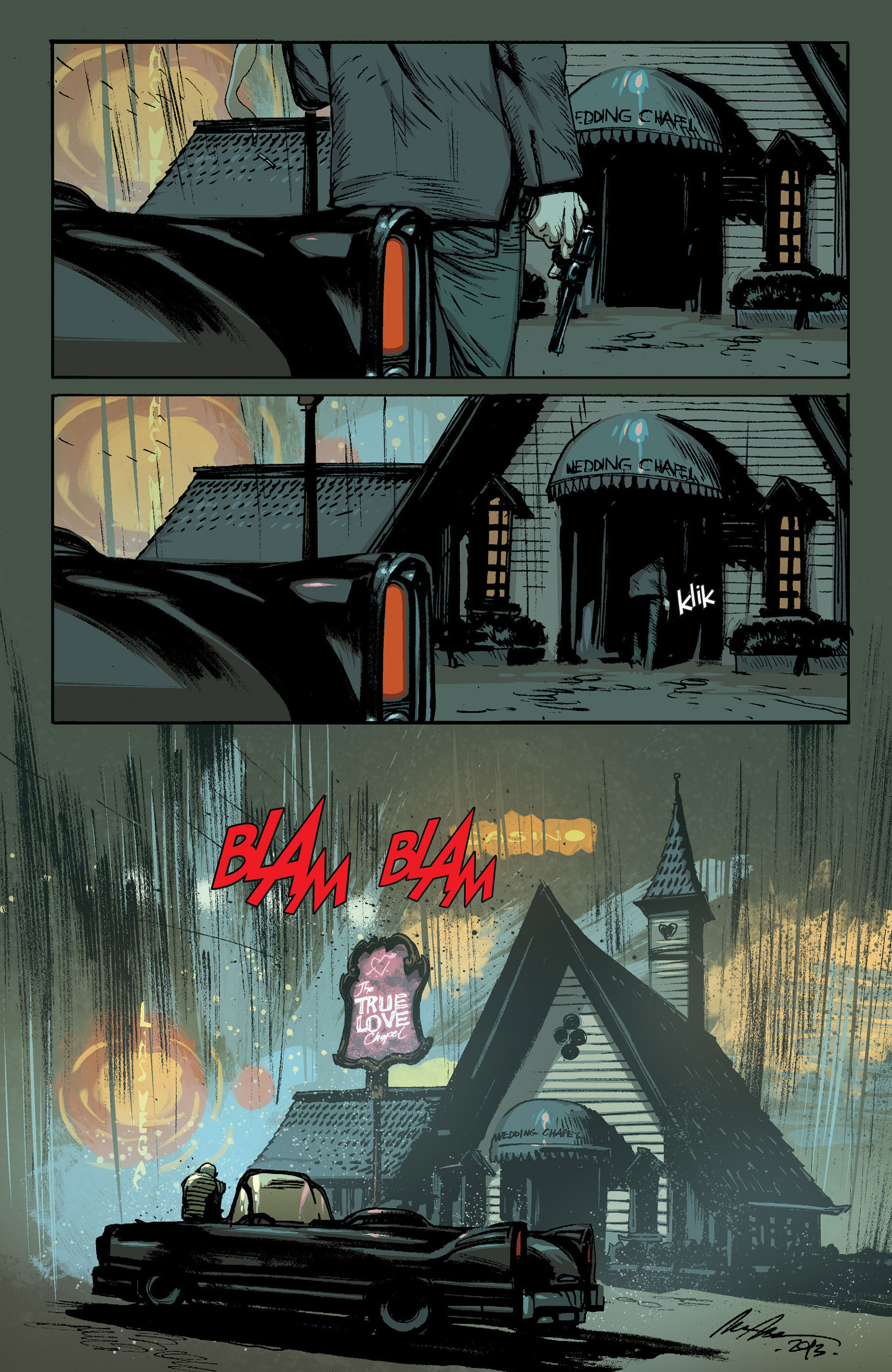 Read online American Vampire: The Long Road To Hell comic -  Issue # Full - 53