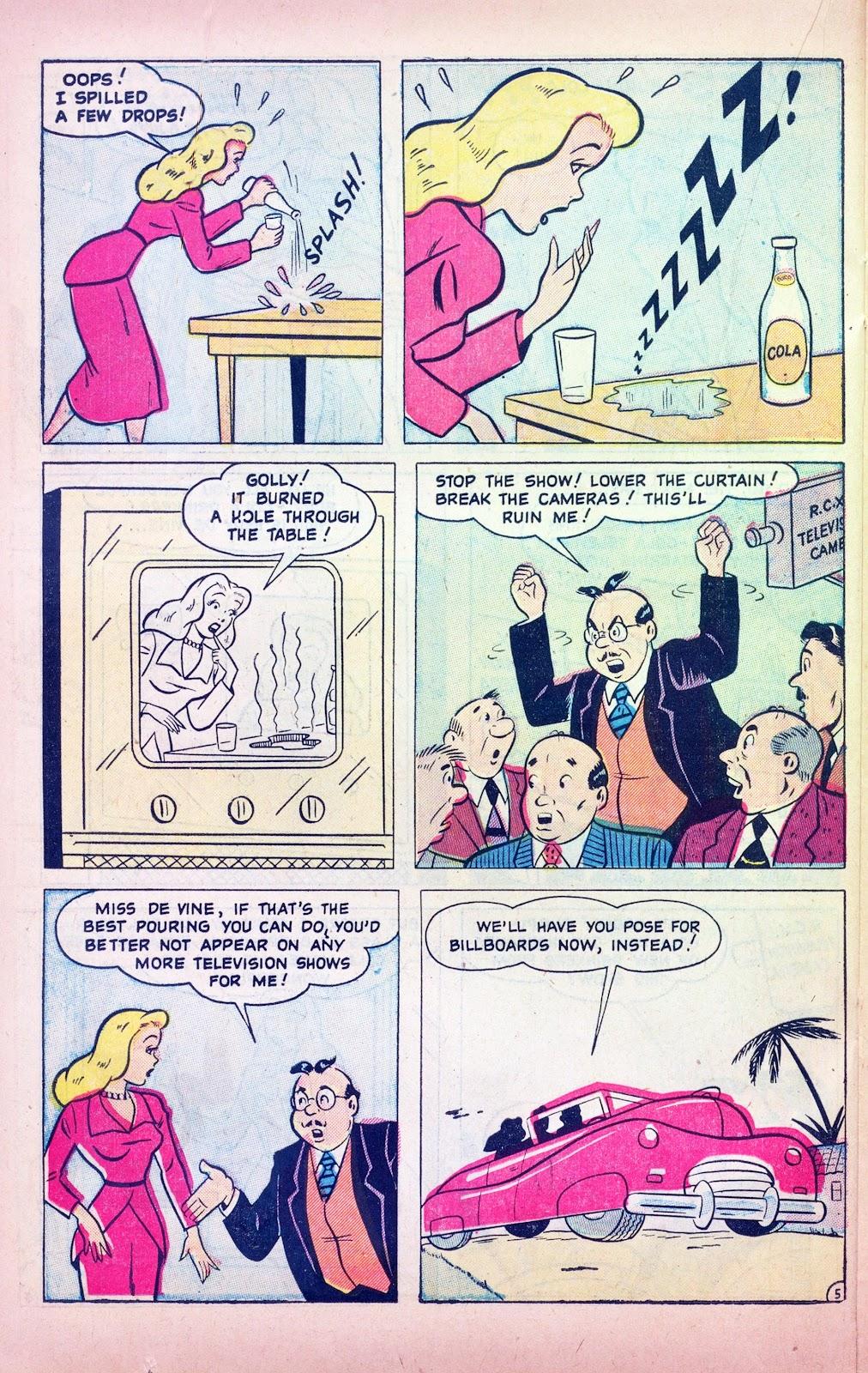 Read online Joker Comics comic -  Issue #40 - 22