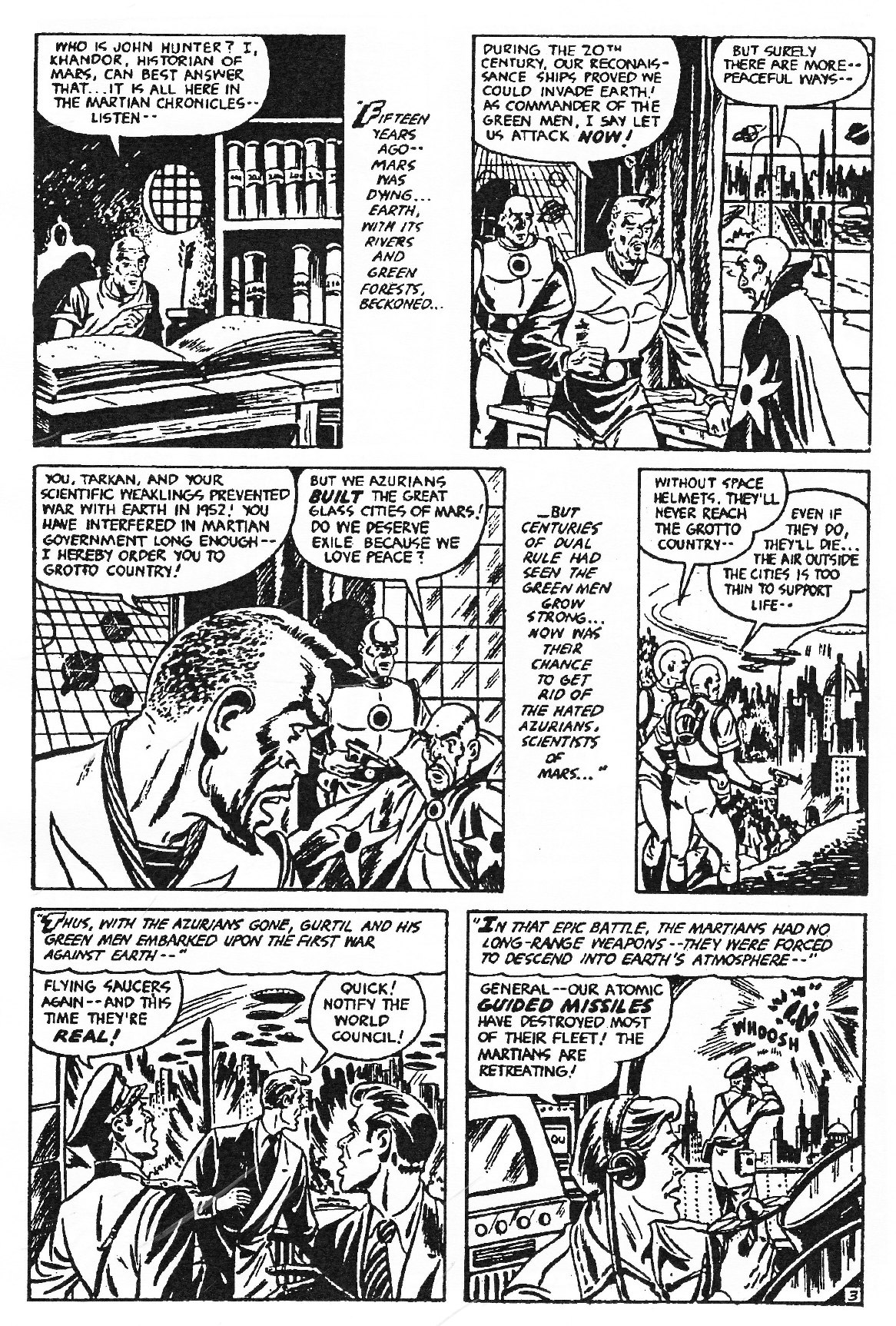 Read online Men of Mystery Comics comic -  Issue #83 - 139