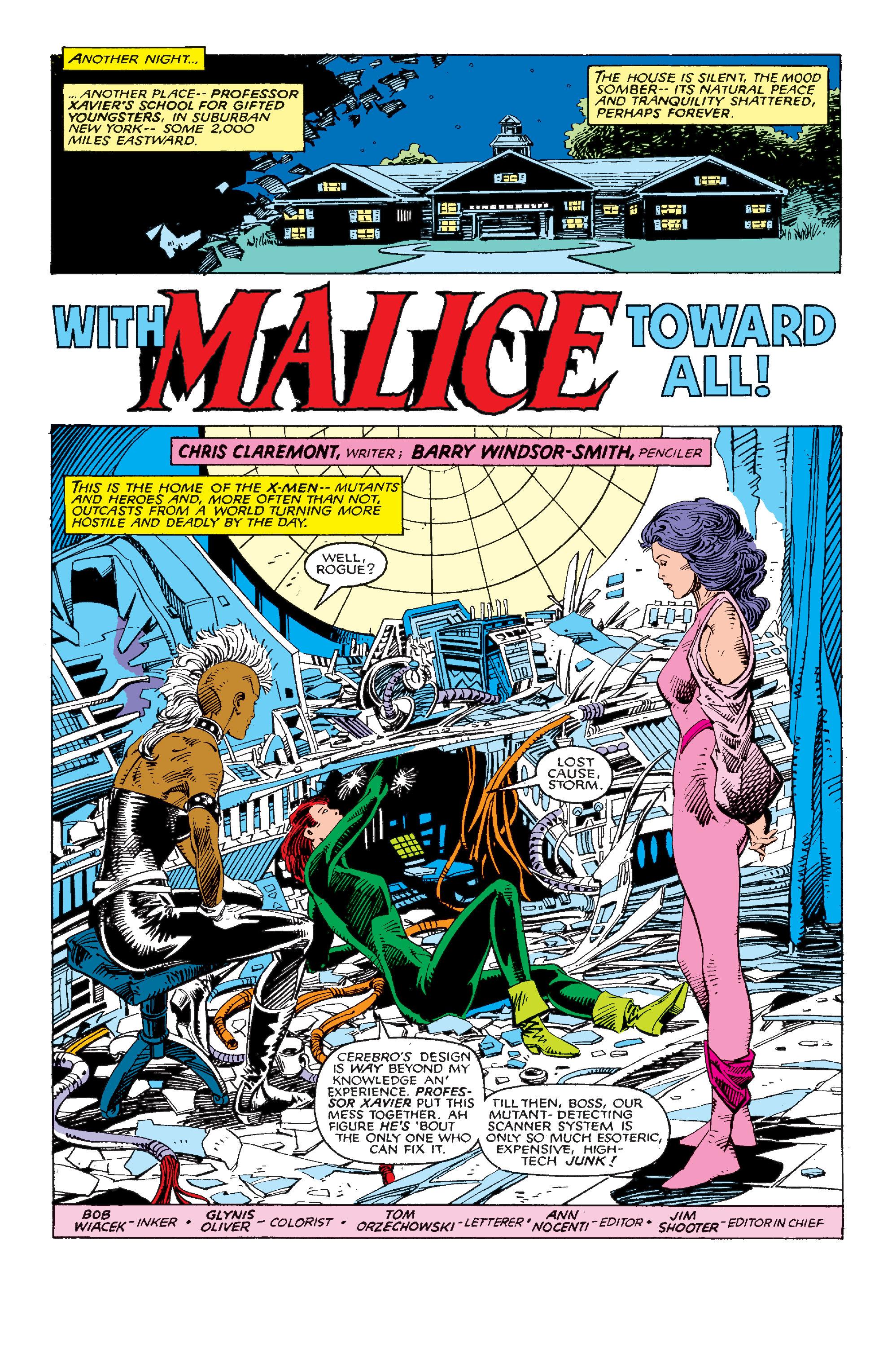 Read online Uncanny X-Men (1963) comic -  Issue #214 - 6