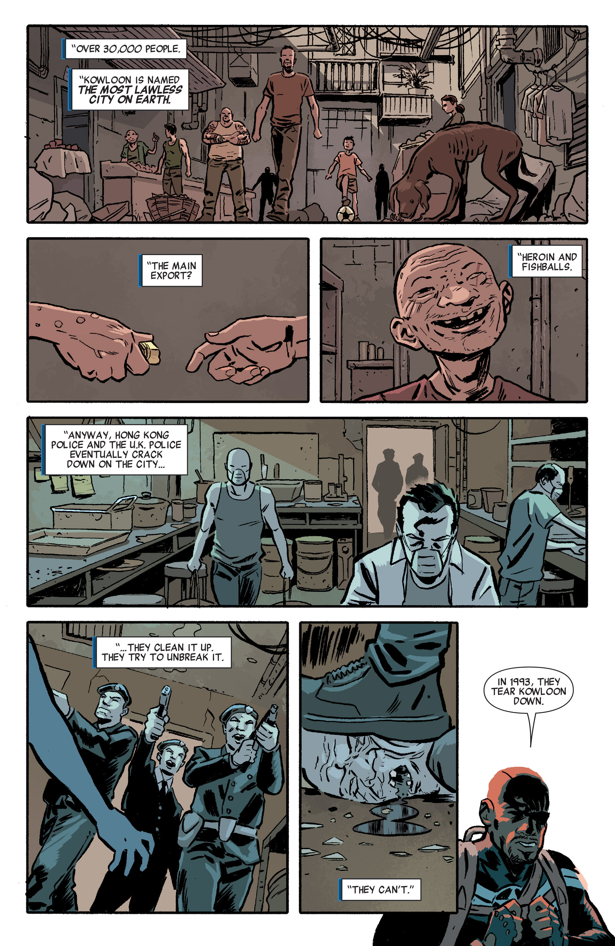 Read online Secret Avengers (2014) comic -  Issue #4 - 4