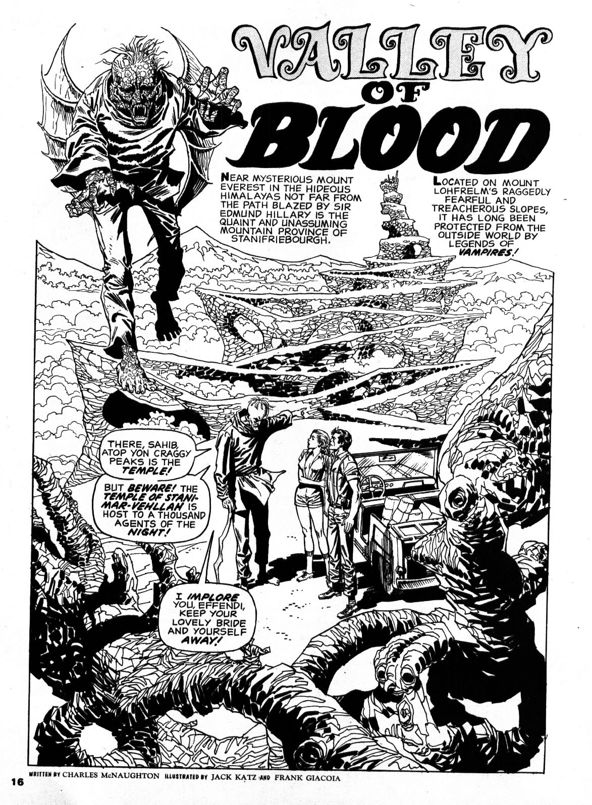 Nightmare (1970) issue 21 - Page 15