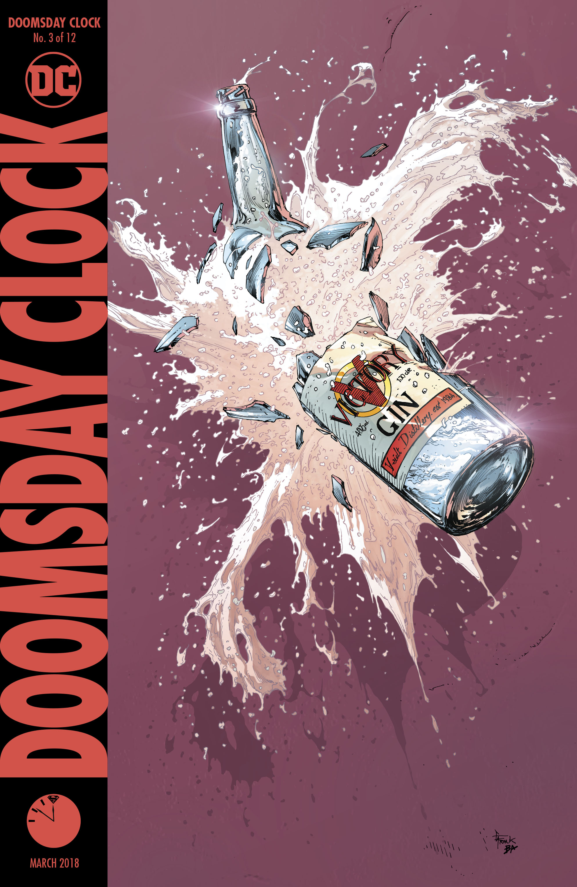 doomsday clock 12 read online