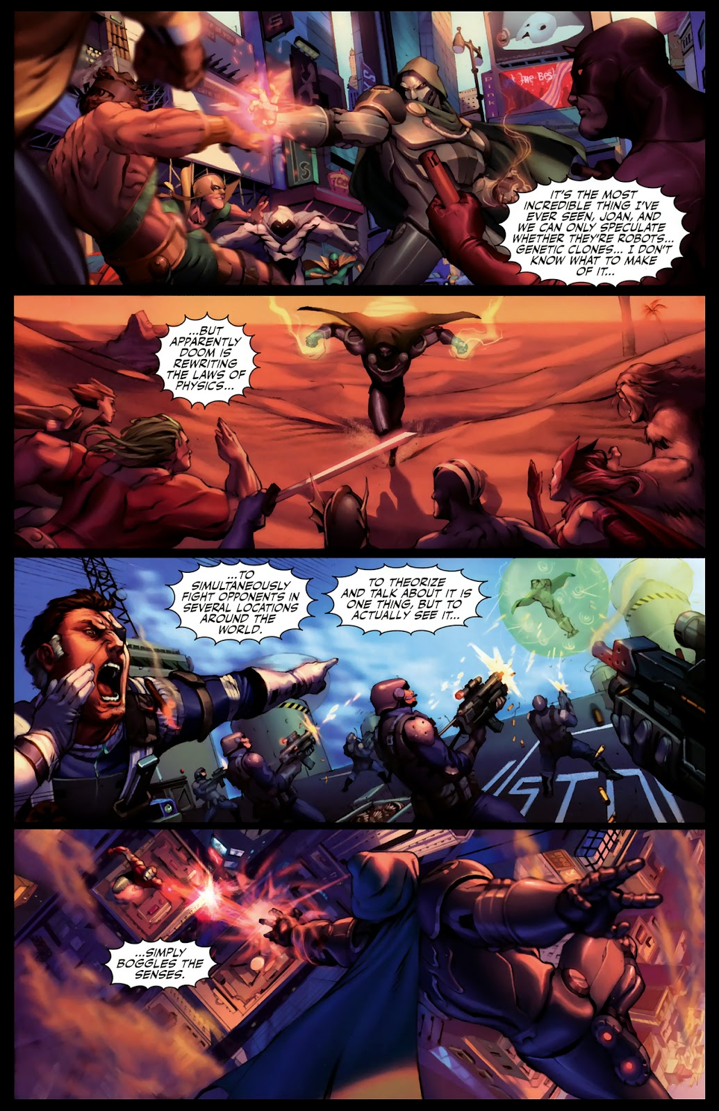 Read online What If? Secret Wars comic -  Issue # Full - 21
