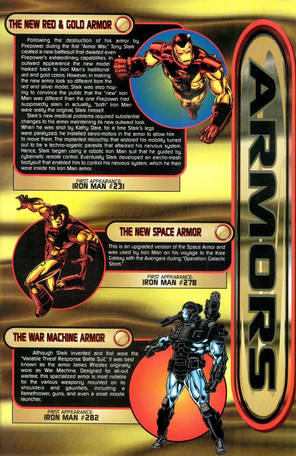 Read online Iron Man: The Legend comic -  Issue # Full - 19