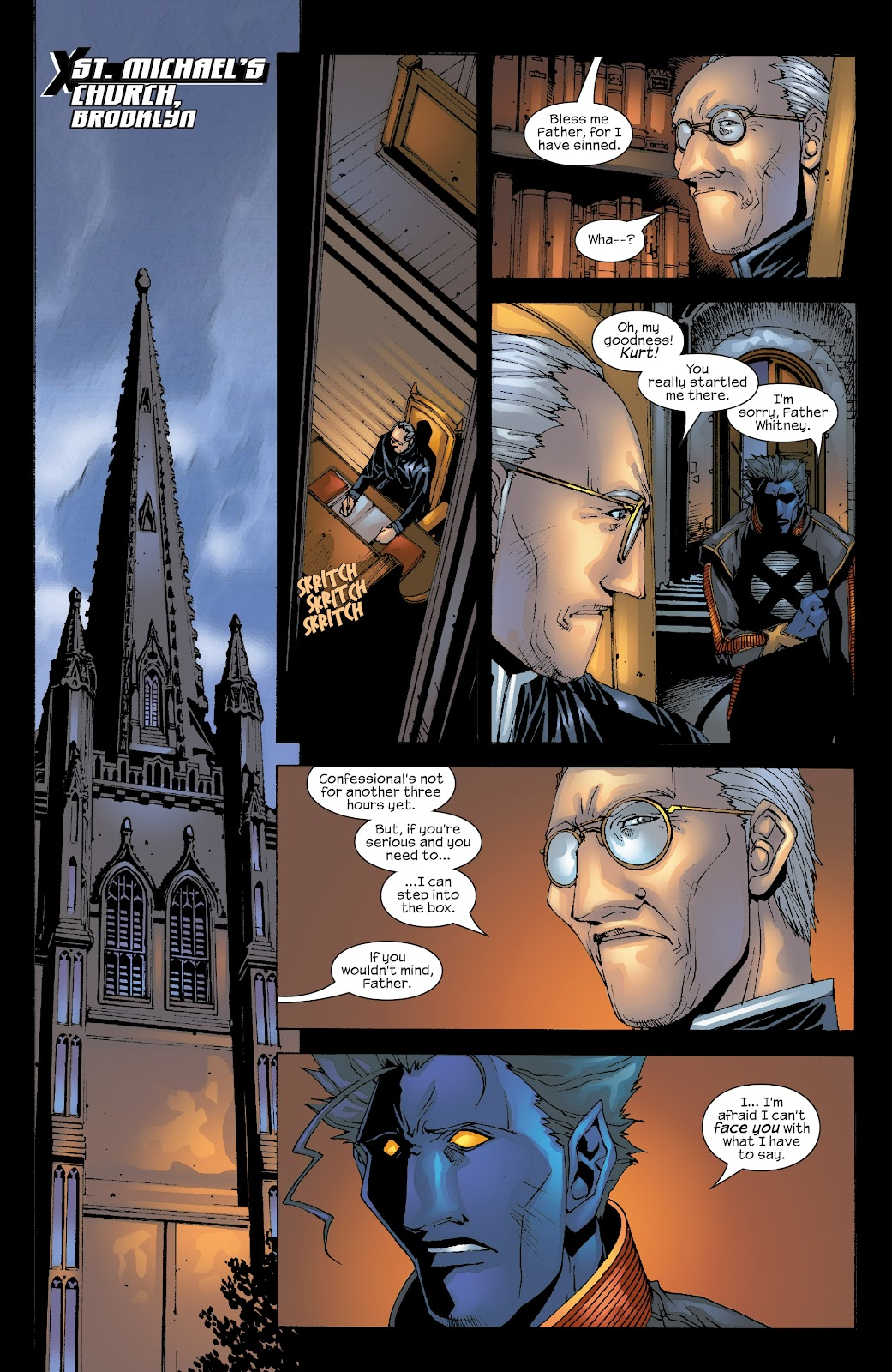 Read online X-Men: Unstoppable comic -  Issue # TPB (Part 3) - 28