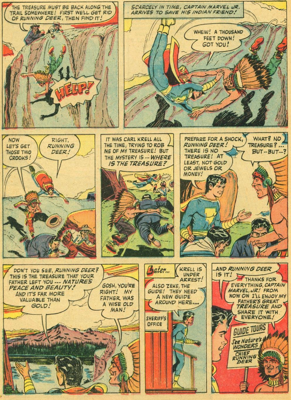 Captain Marvel, Jr. issue 82 - Page 24