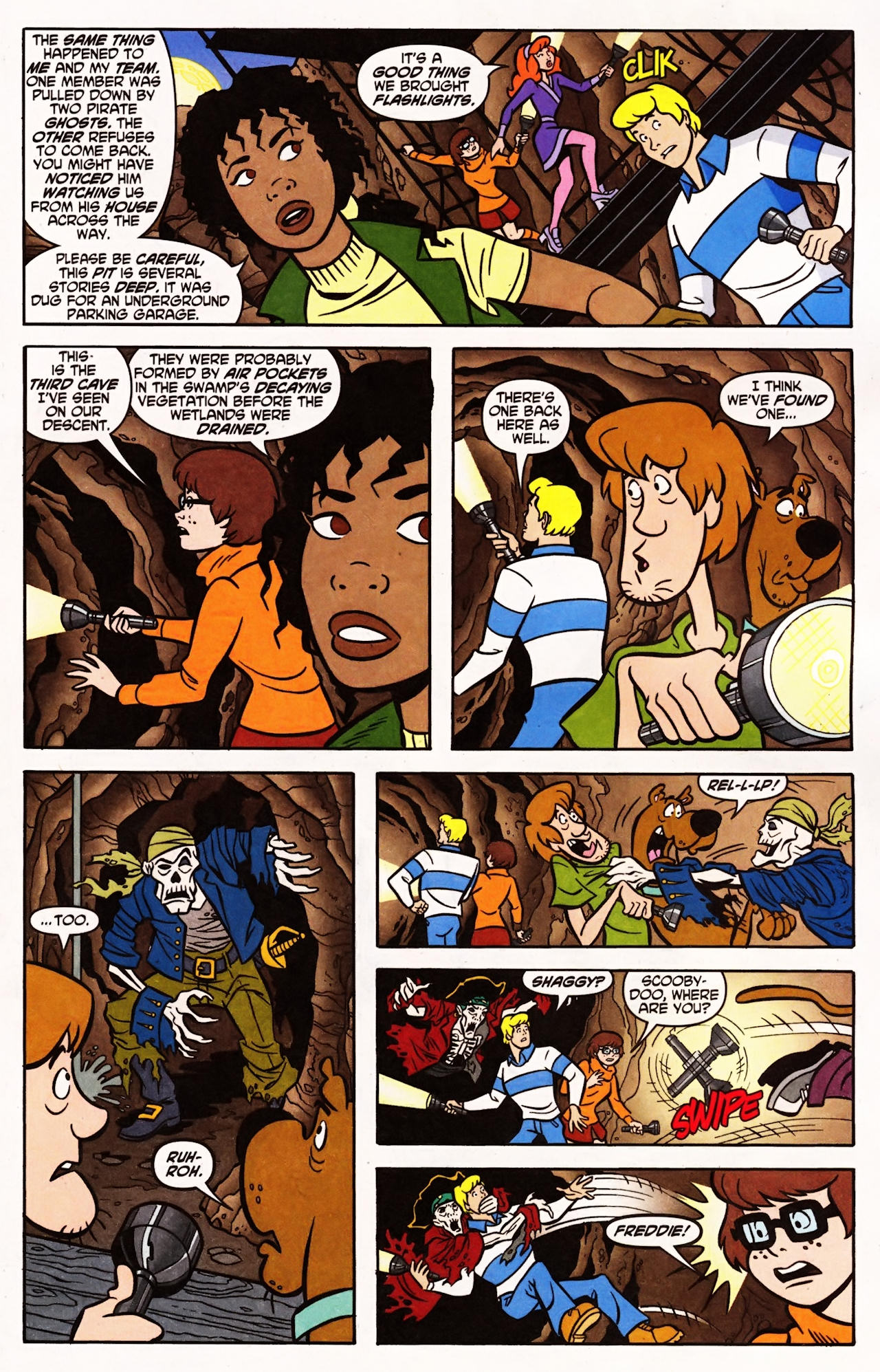 Read online Scooby-Doo (1997) comic -  Issue #140 - 18