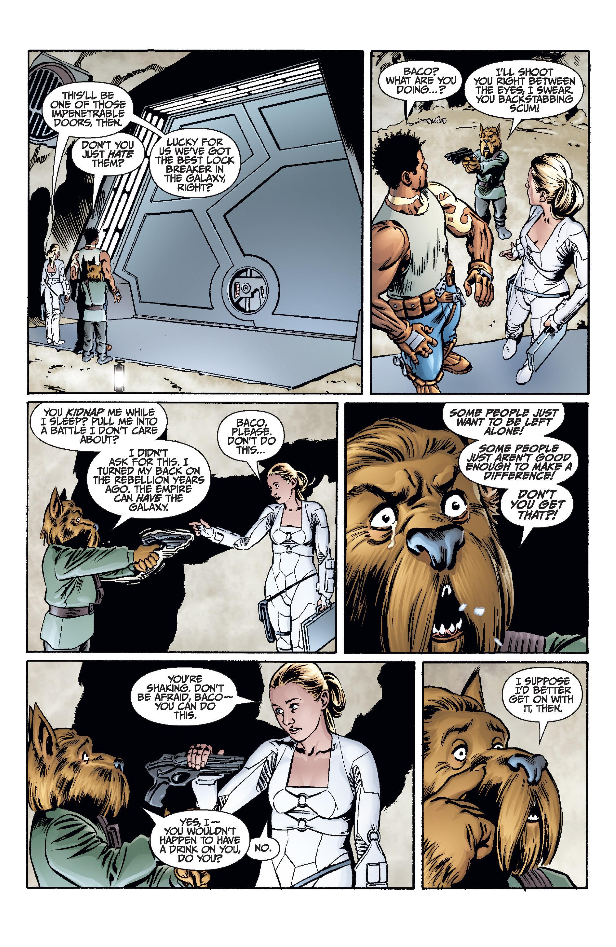 Read online Star Wars Omnibus comic -  Issue # Vol. 20 - 281