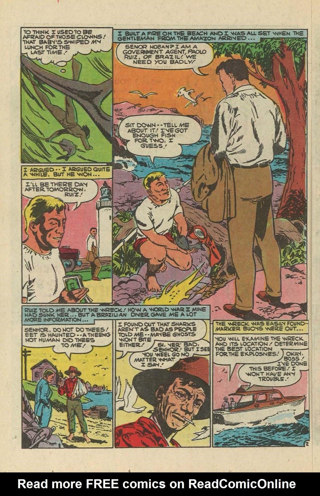 Read online Fightin' Navy comic -  Issue #131 - 16