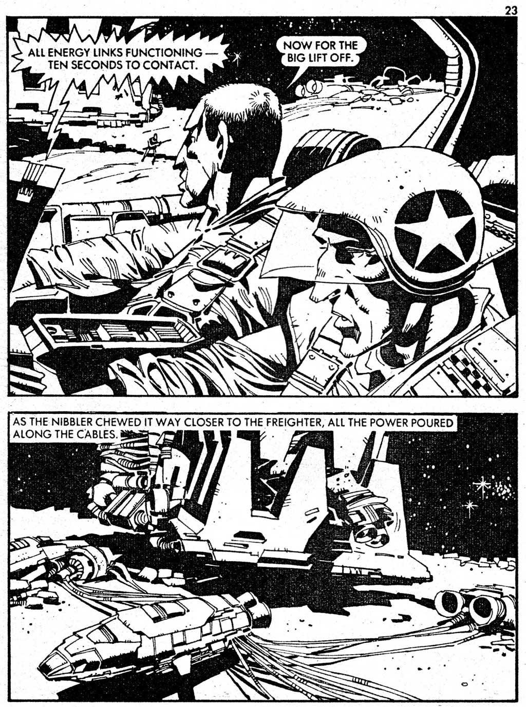 Starblazer issue 71 - Page 23