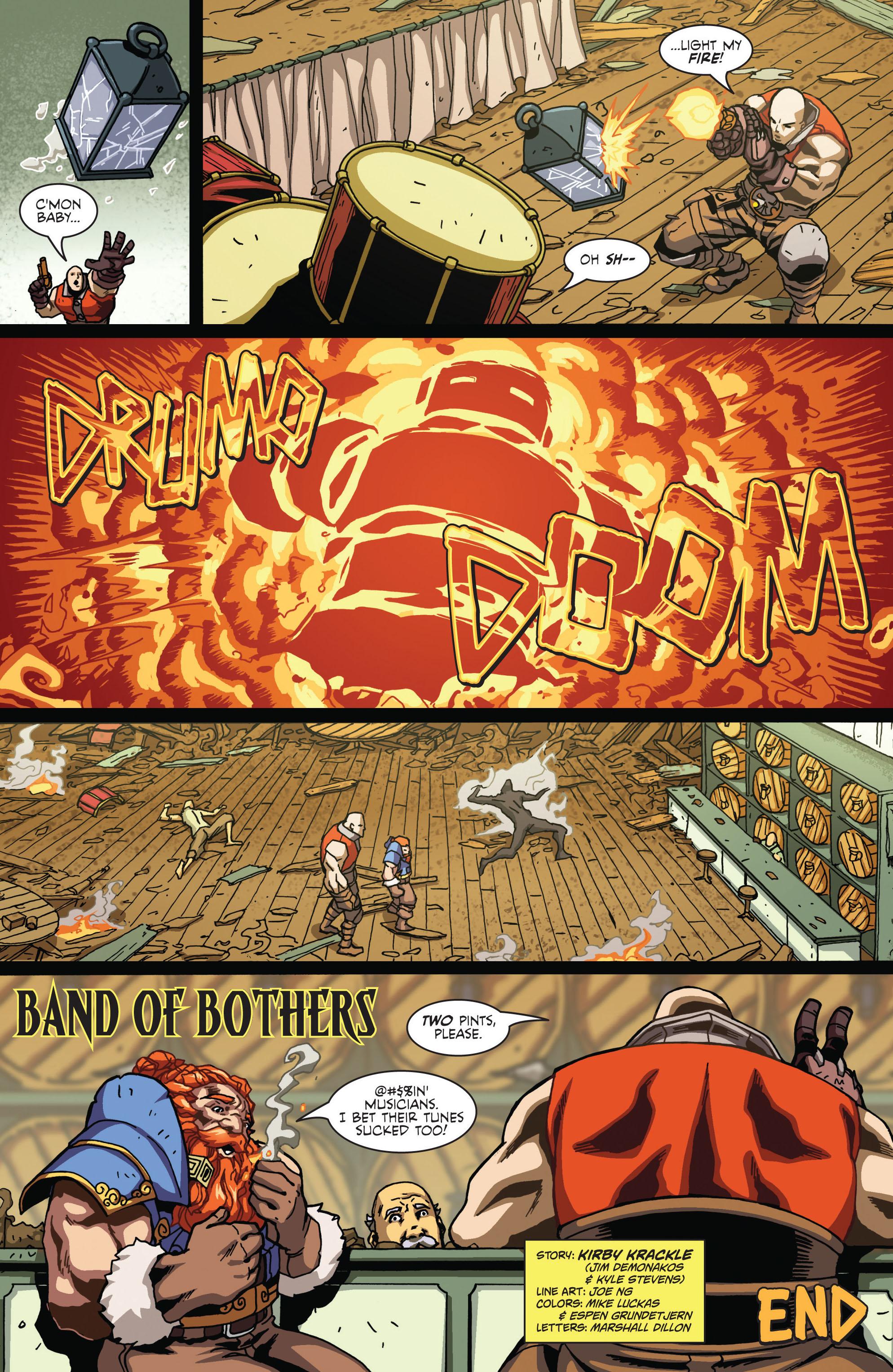 Read online Skullkickers comic -  Issue #12 - 10