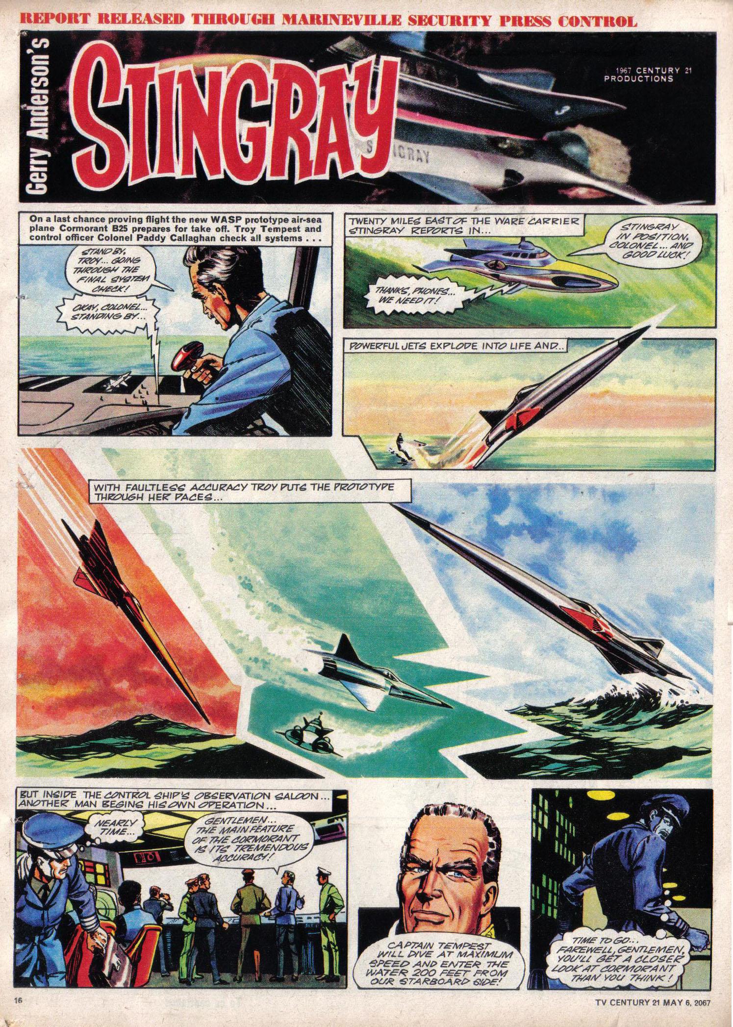 Read online TV Century 21 (TV 21) comic -  Issue #120 - 15