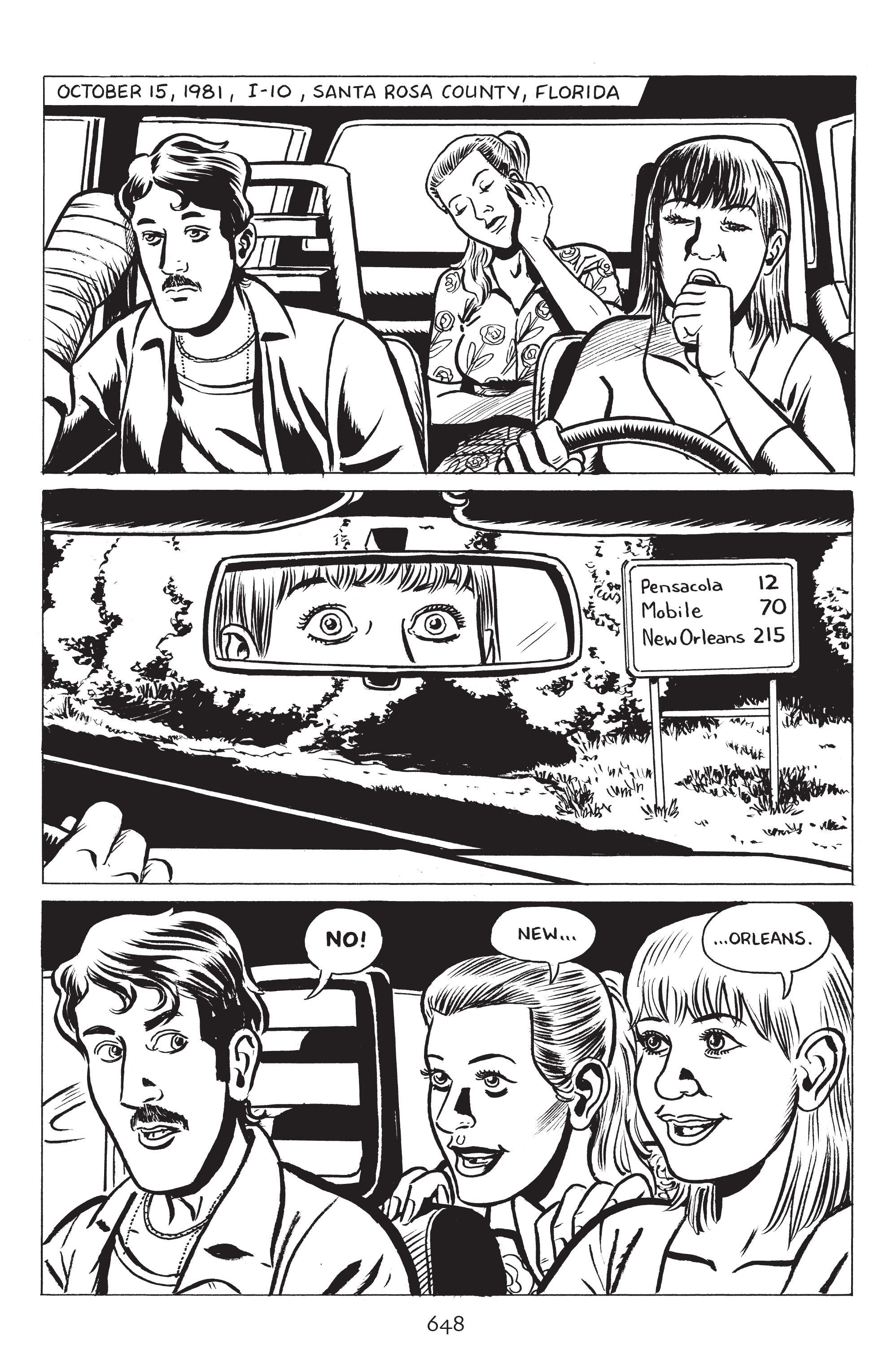 Read online Stray Bullets: Sunshine & Roses comic -  Issue #24 - 3