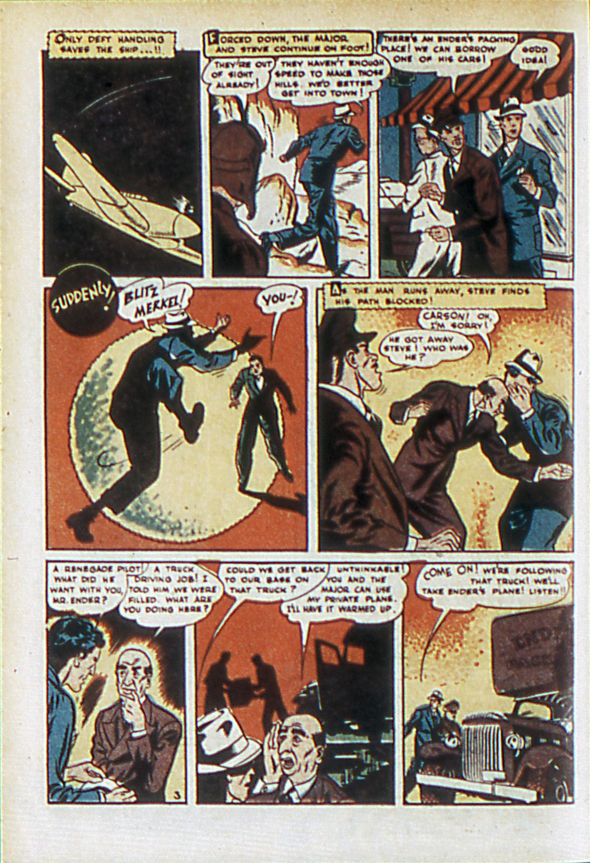 Read online Adventure Comics (1938) comic -  Issue #61 - 23