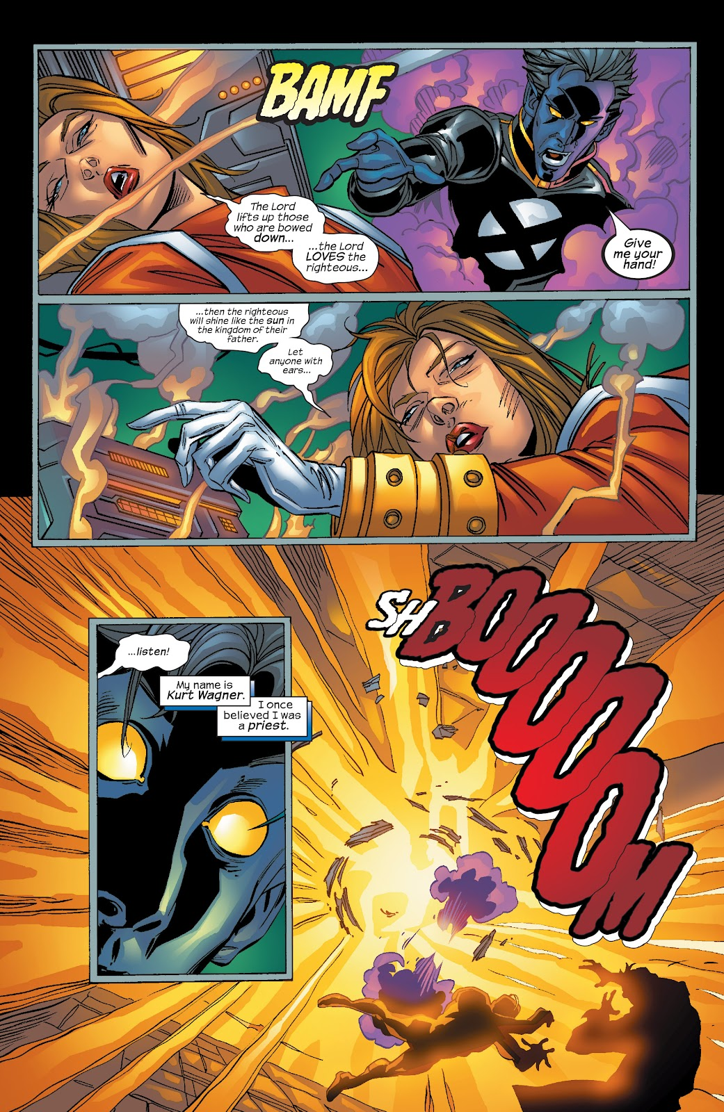 Read online X-Men: Unstoppable comic -  Issue # TPB (Part 4) - 116