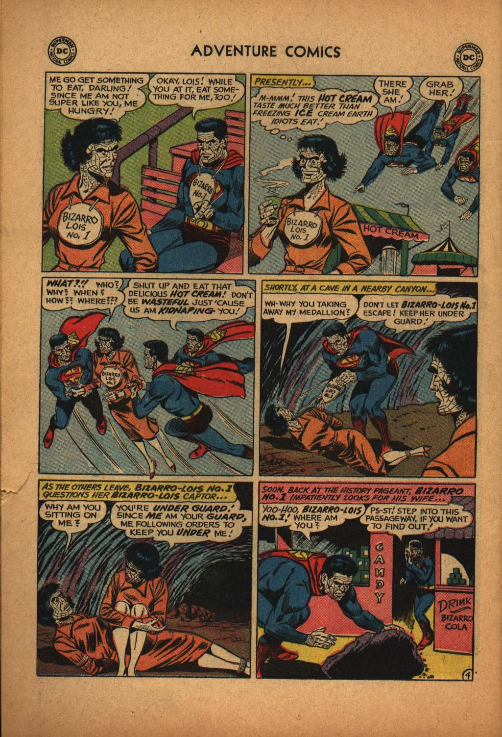 Read online Adventure Comics (1938) comic -  Issue #291 - 24