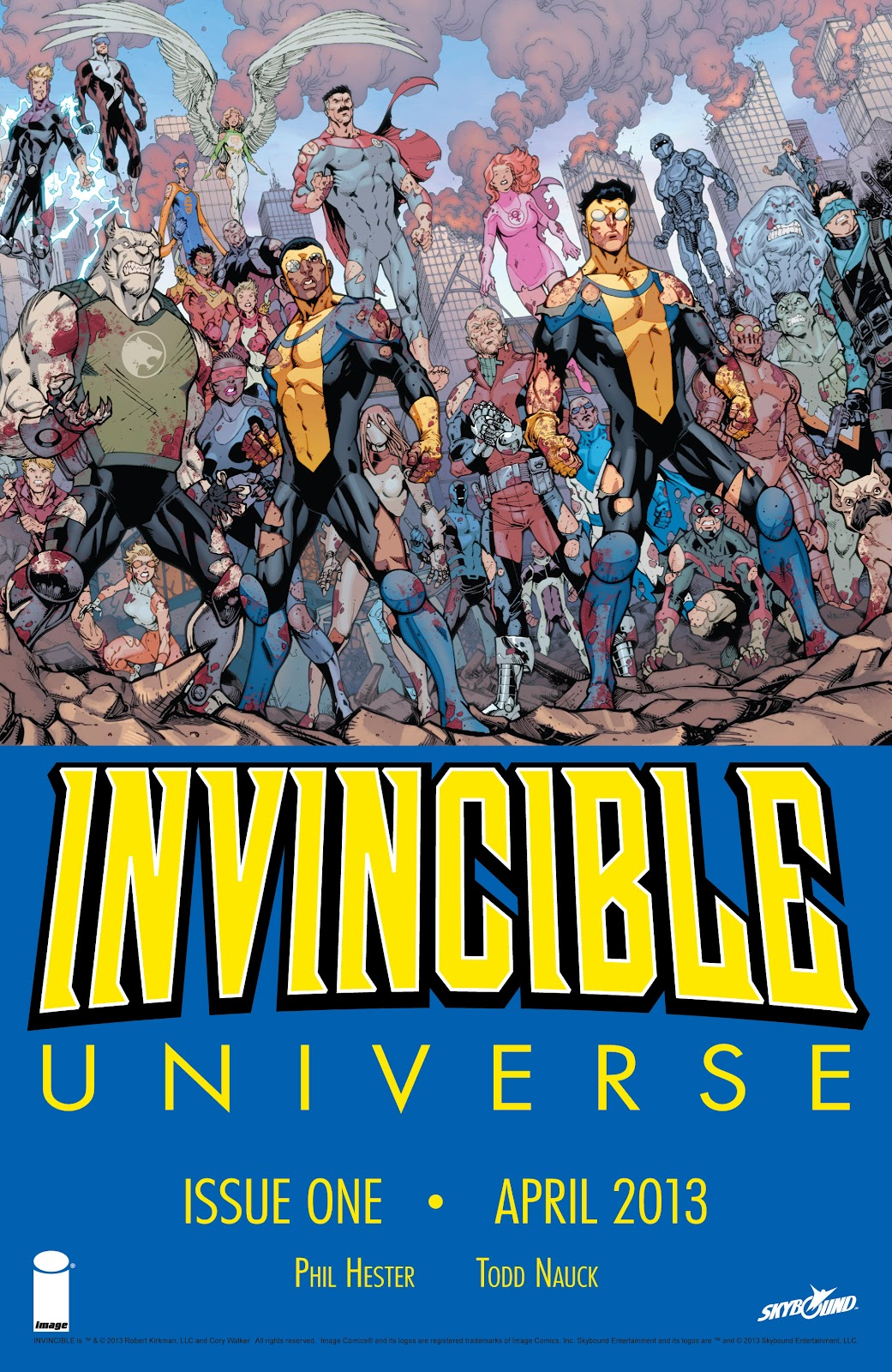 Invincible (2003) 100 Page 36
