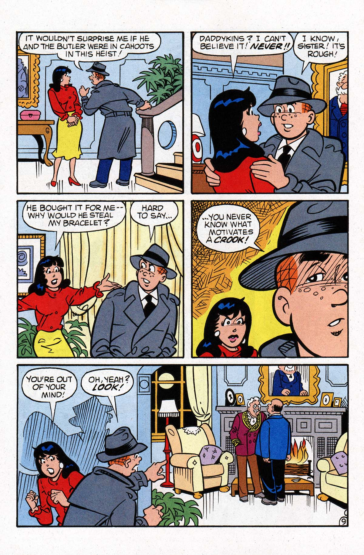 Read online Archie (1960) comic -  Issue #533 - 11