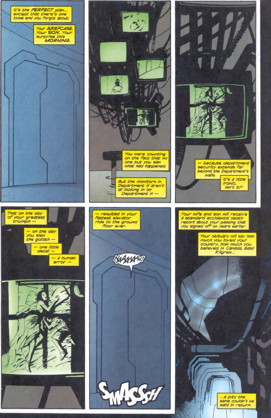 Read online Alpha Flight (1997) comic -  Issue #13 - 23