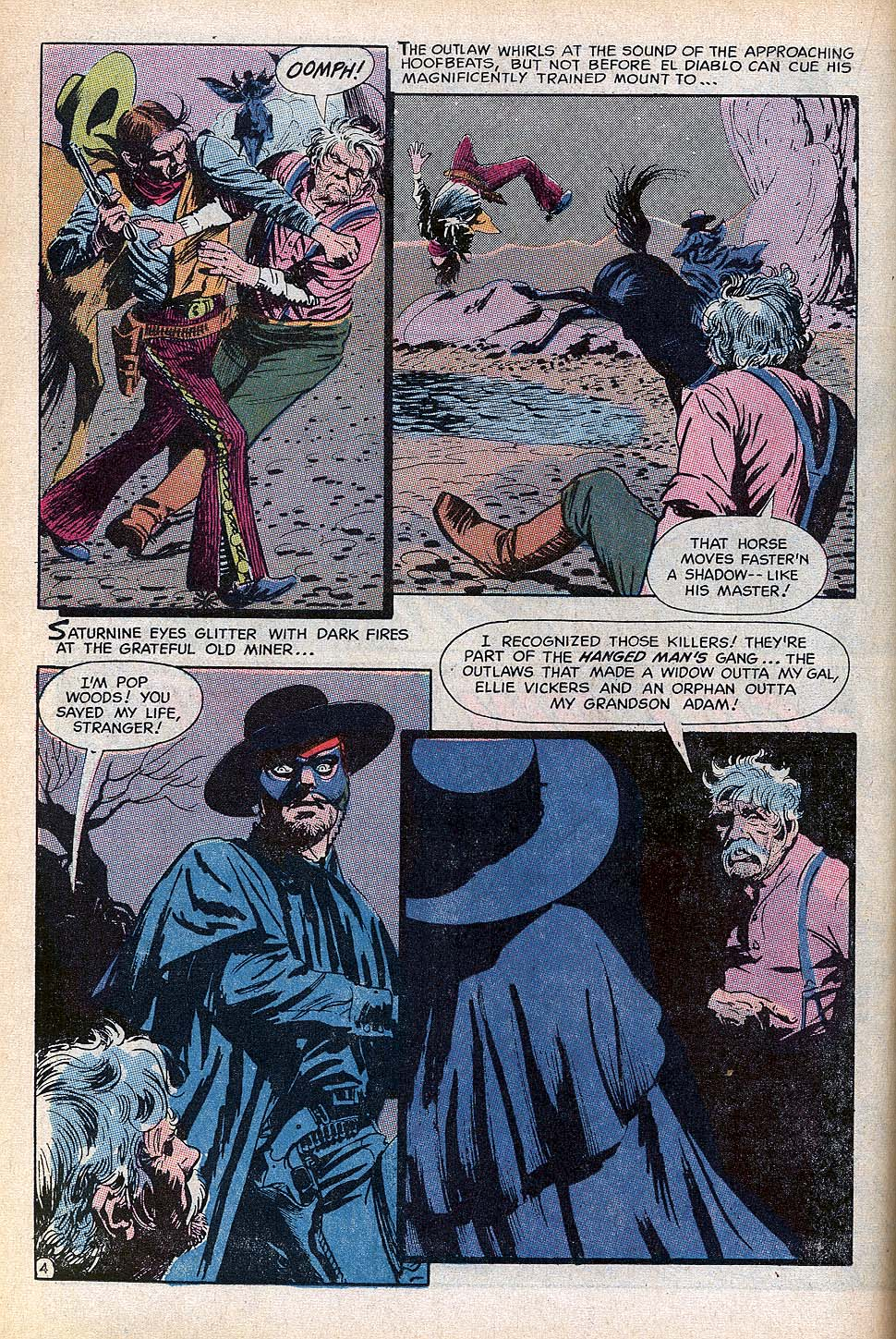 Read online All-Star Western (1970) comic -  Issue #3 - 14