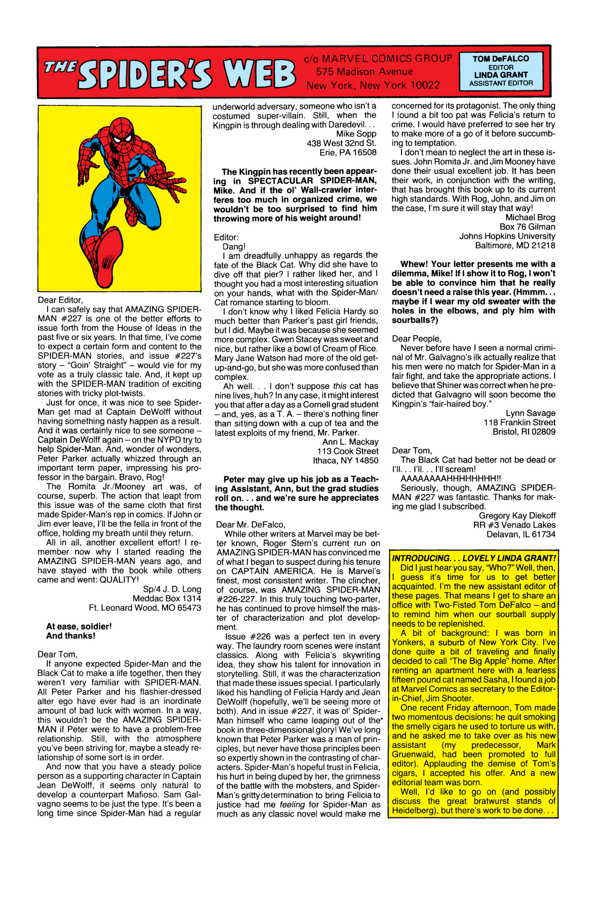 The Amazing Spider-Man (1963) 232 Page 23