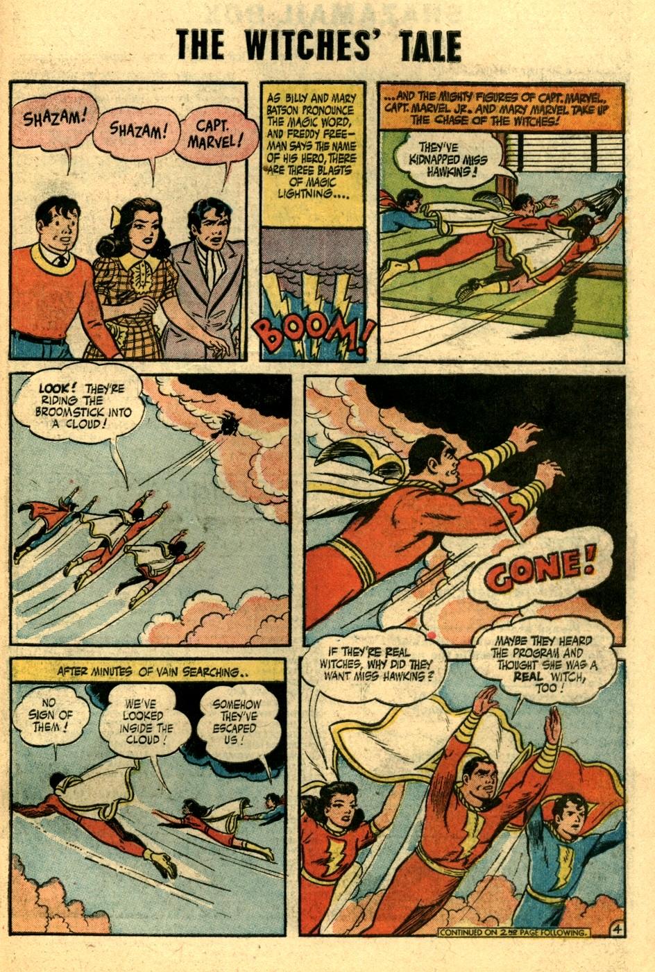 Read online Shazam! (1973) comic -  Issue #3 - 21
