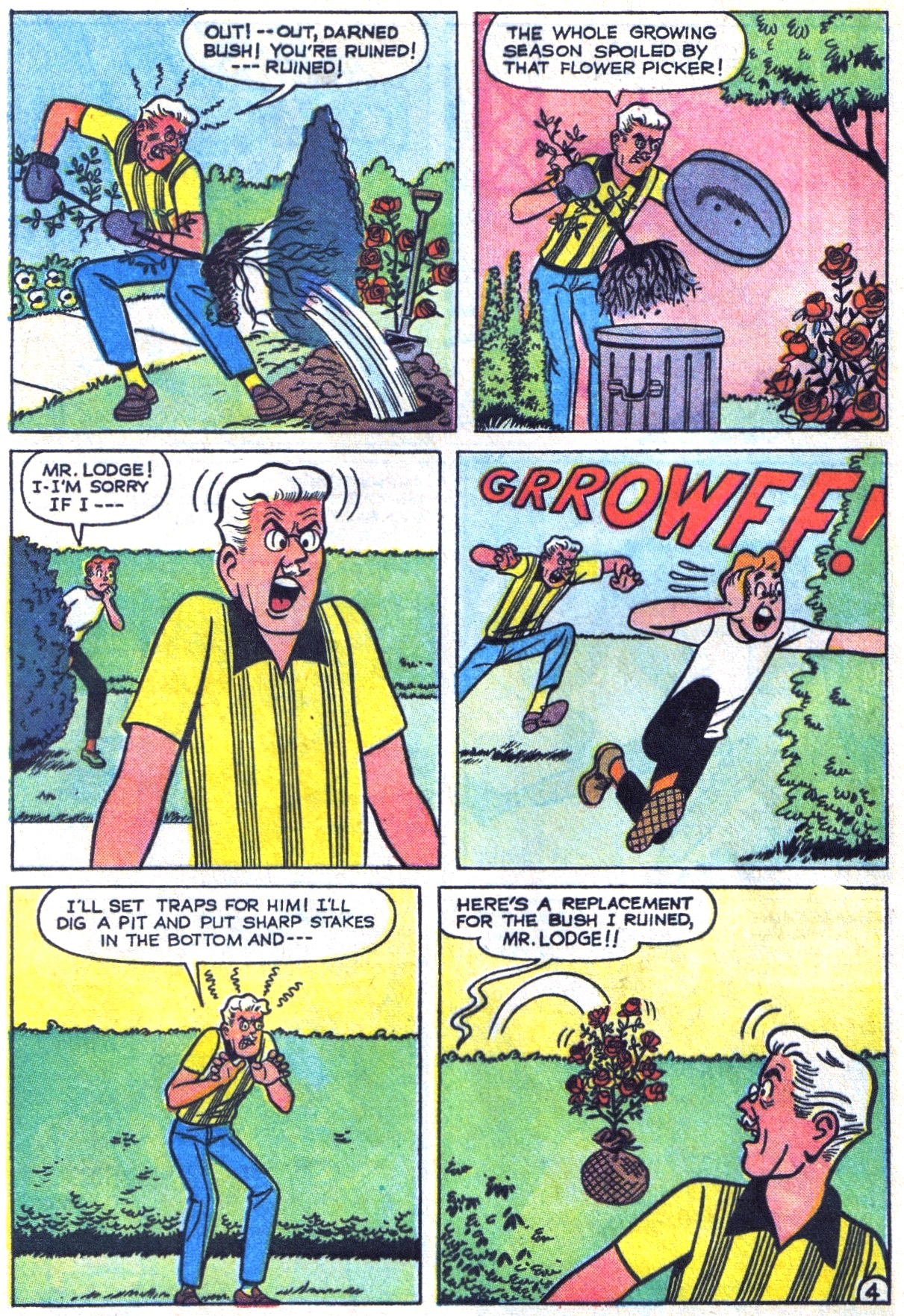 Read online Archie (1960) comic -  Issue #150 - 32