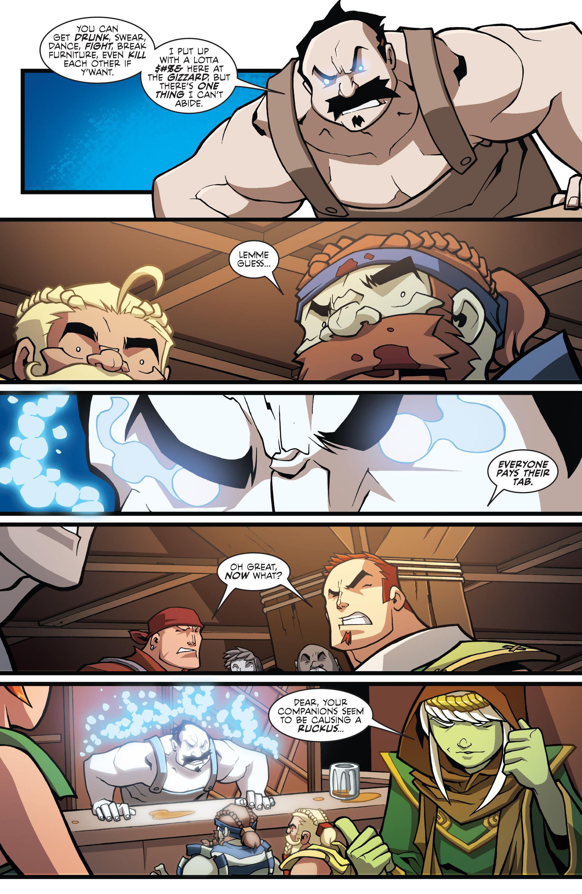 Read online Skullkickers comic -  Issue #23 - 18