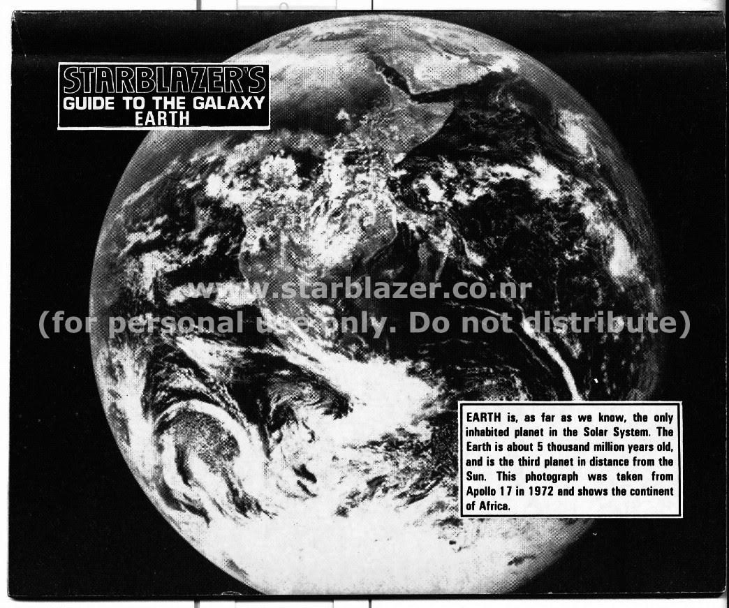 Starblazer issue 70 - Page 36