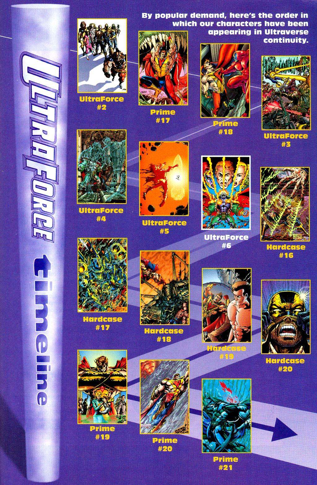 Read online UltraForce (1994) comic -  Issue #6 - 27