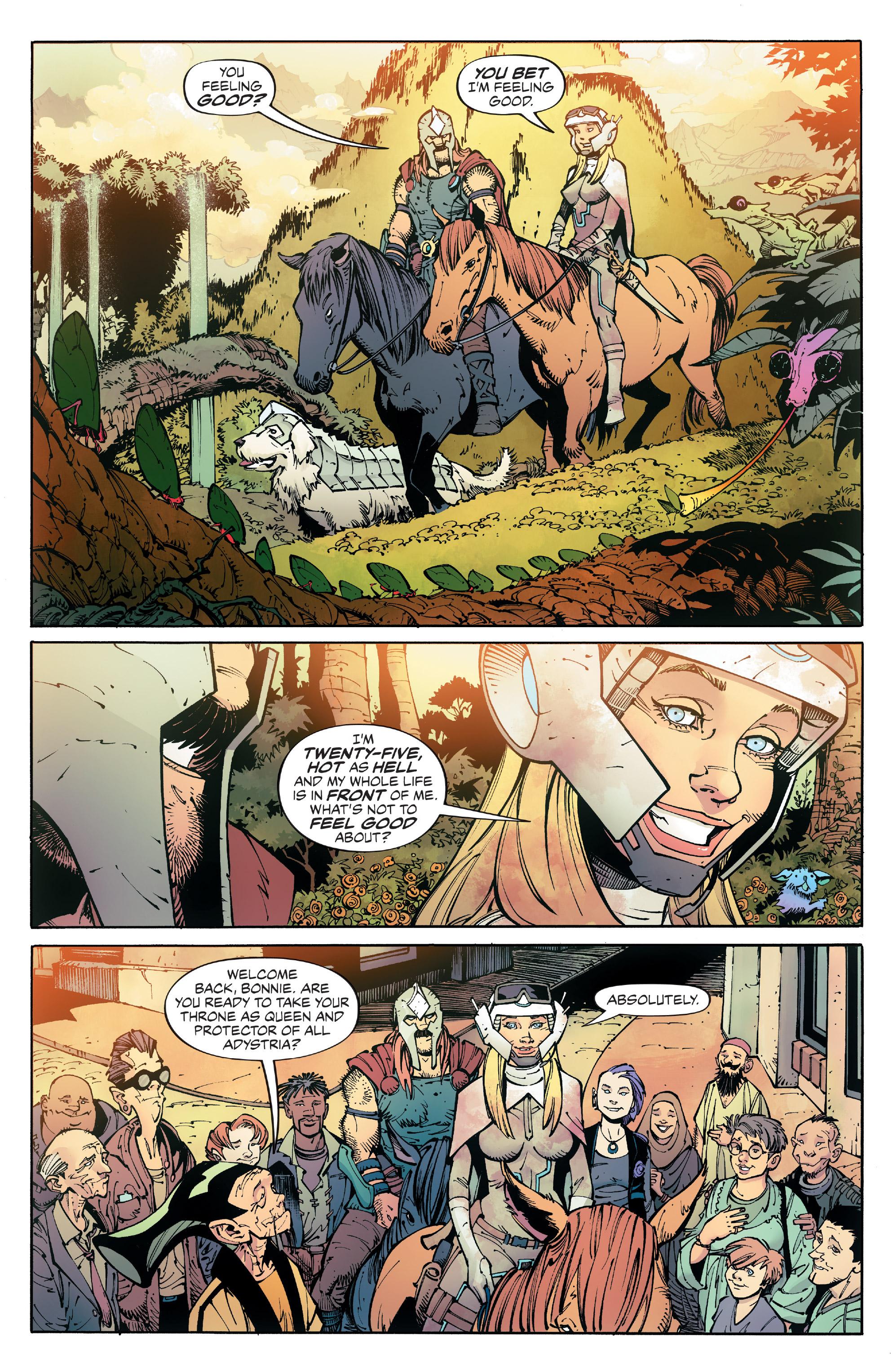 Read online Reborn comic -  Issue #6 - 38