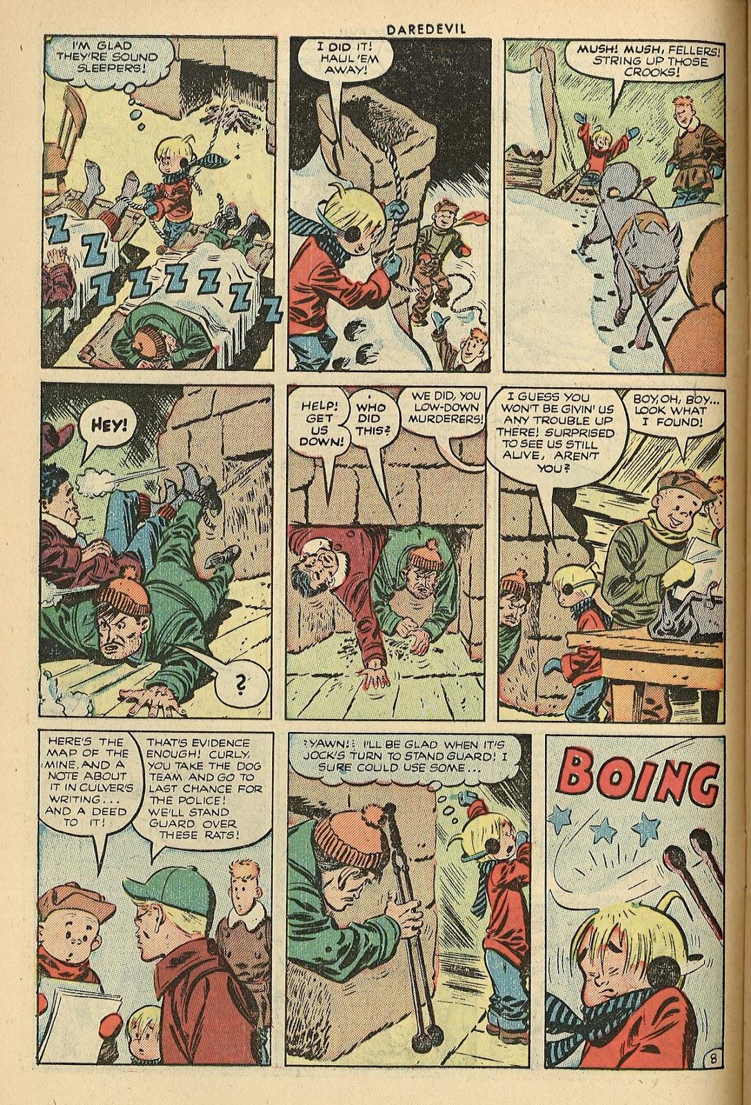 Daredevil (1941) issue 101 - Page 10