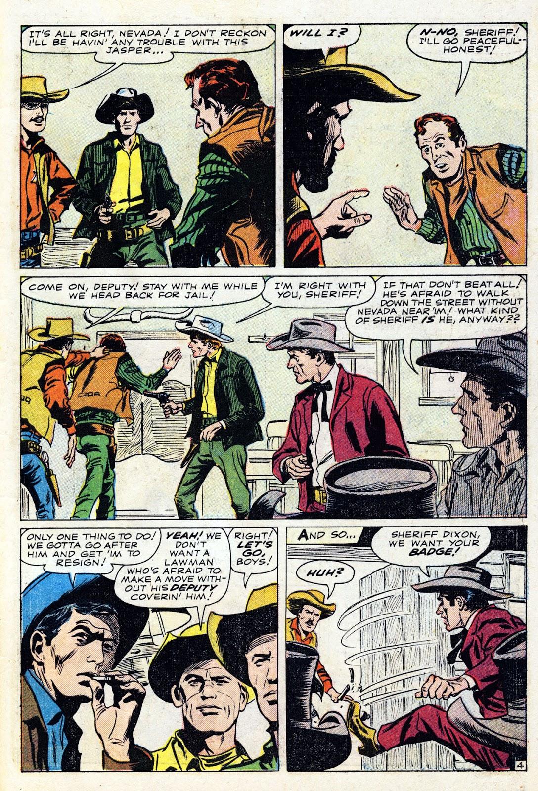 Gunsmoke Western issue 76 - Page 31