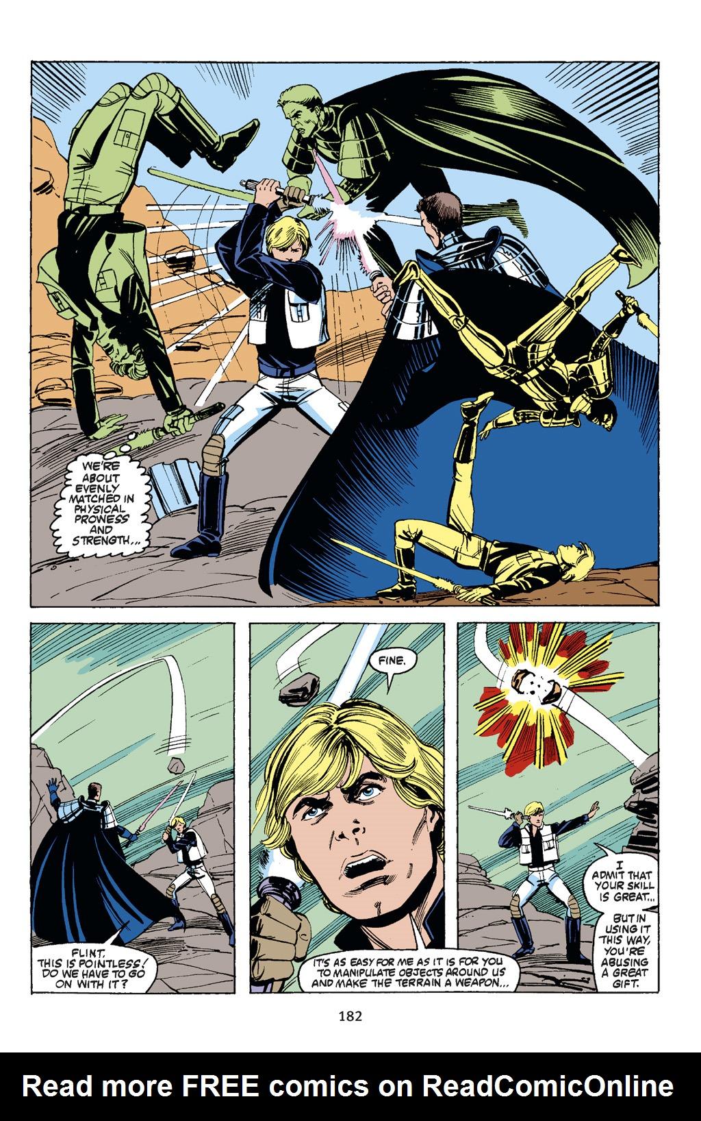 Read online Star Wars Omnibus comic -  Issue # Vol. 21 - 175