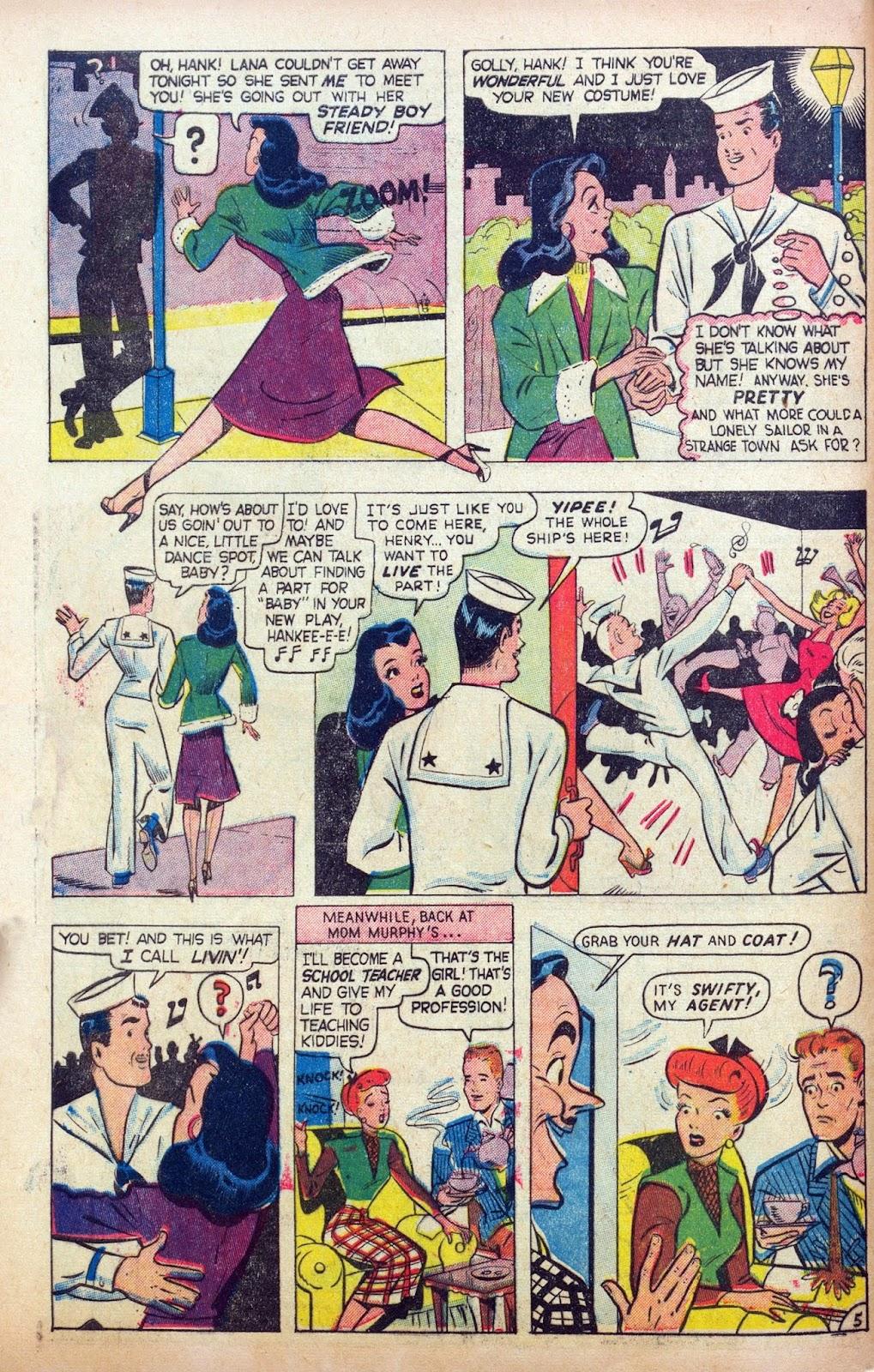 Hedy De Vine Comics issue 31 - Page 40