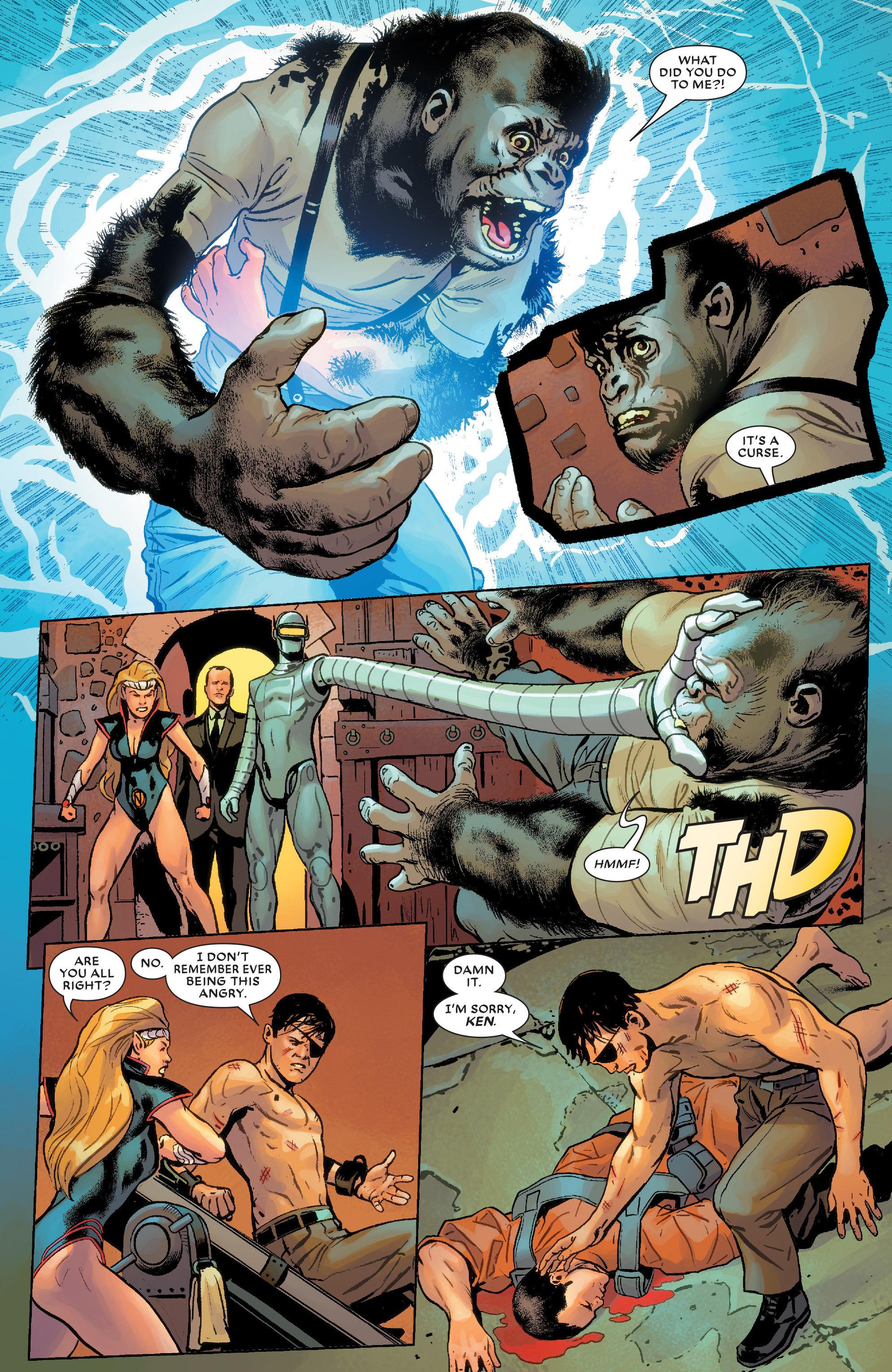 Read online Secret Wars: Agents of Atlas comic -  Issue # Full - 24